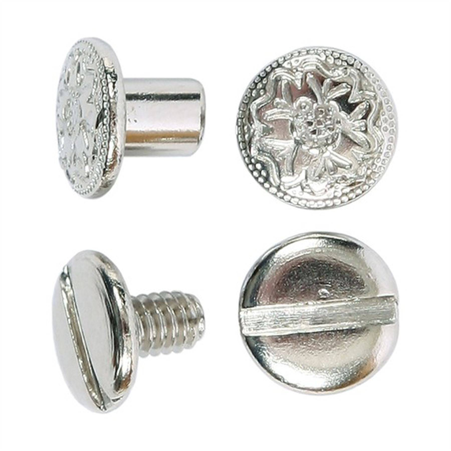Chicago screws by weaver leather package of in stable