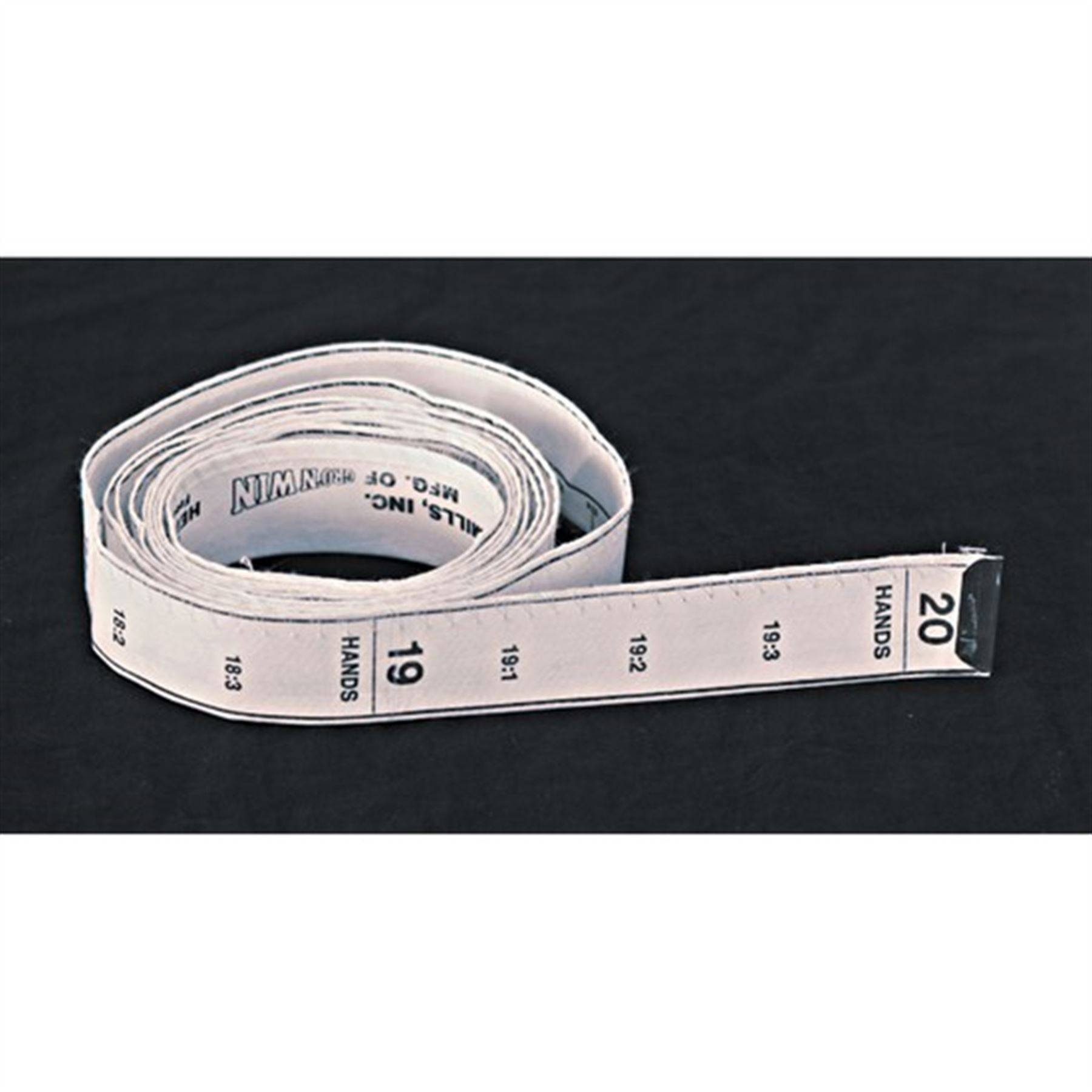 Horse Height & Weight Measurement Tape