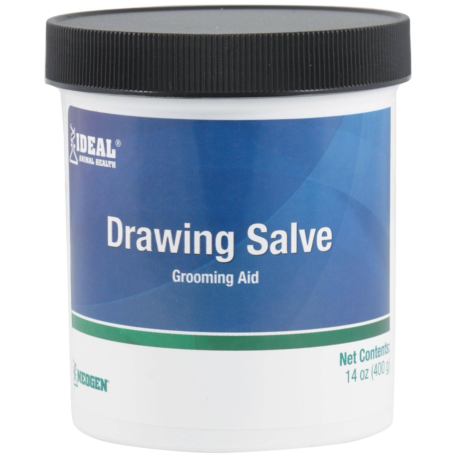 drawing salve in wound care at schneider saddlery