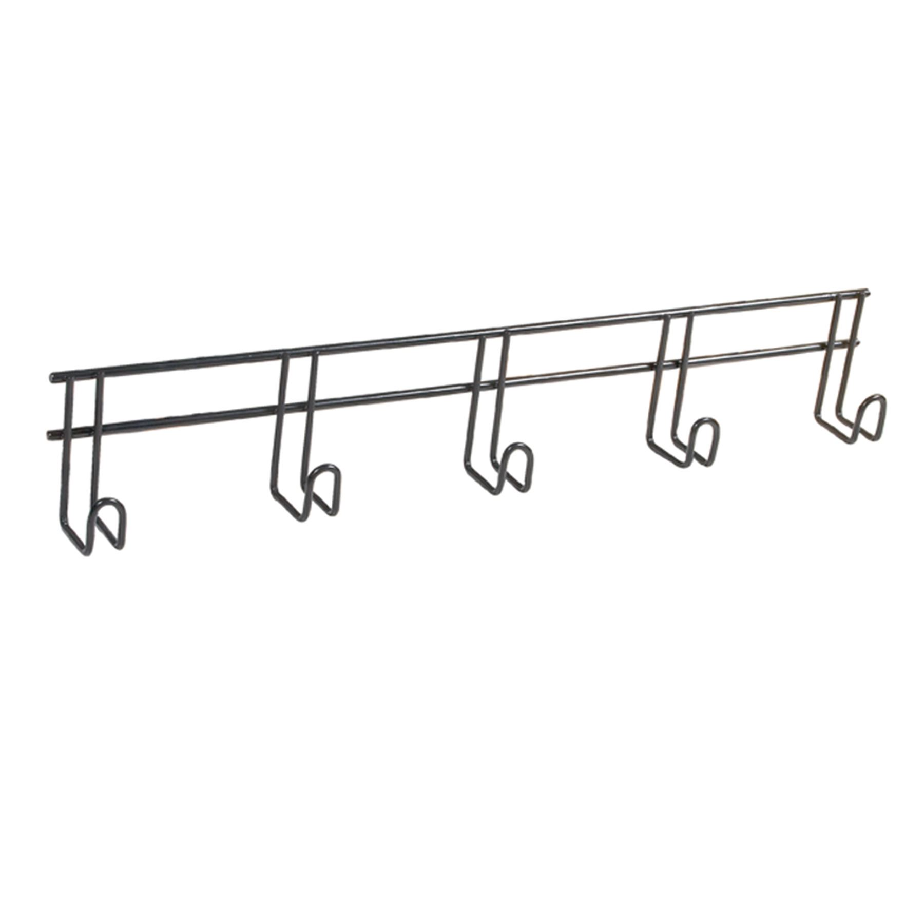 Easy-Up® 5 Hook Tack Rack