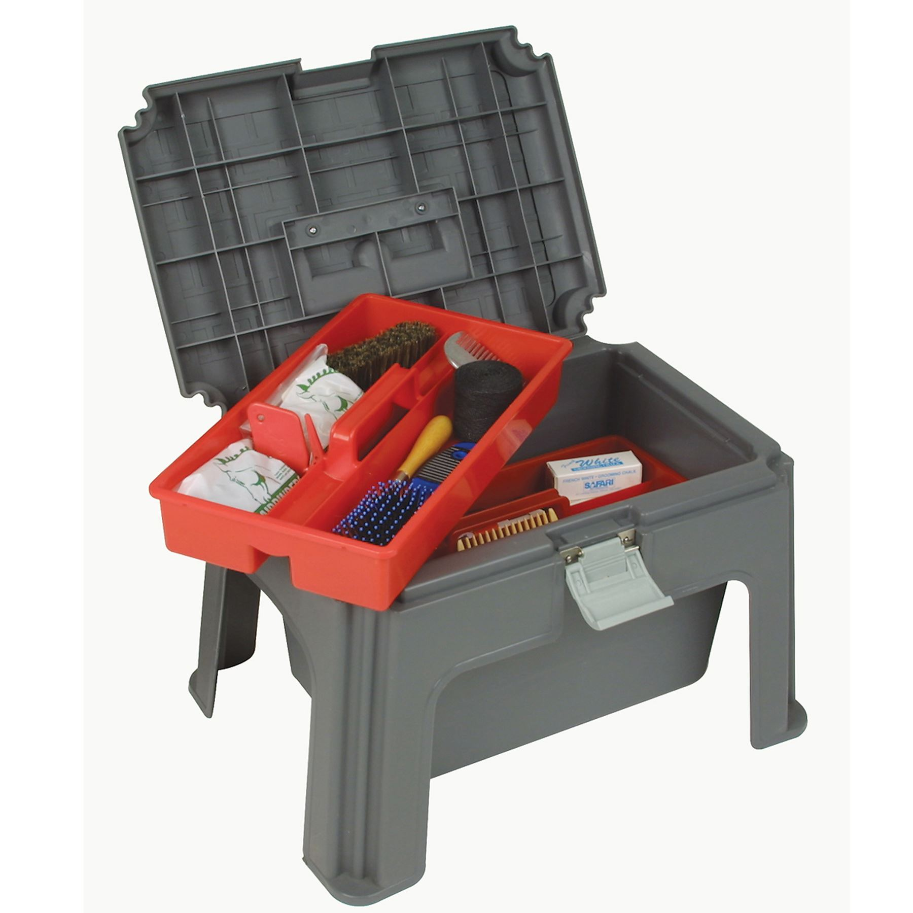 Dura Tech 174 Stool Box In Banding Braiding Supplies At