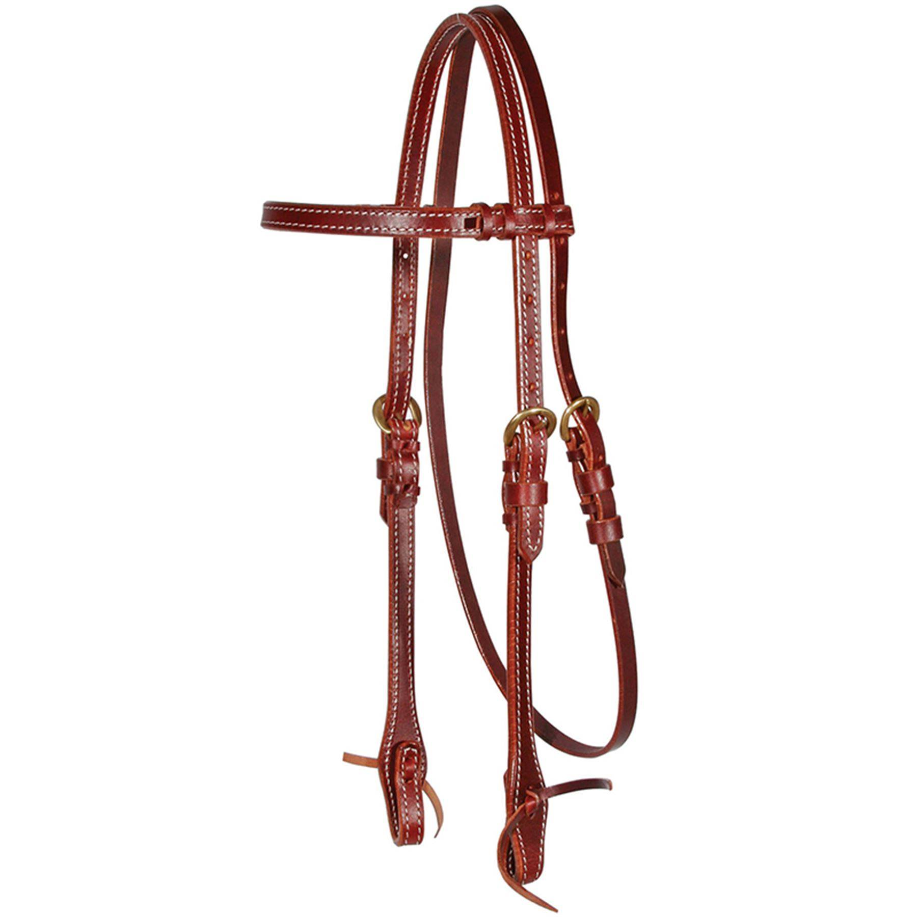 Billy Royal® Latigo Browband Training Bridle