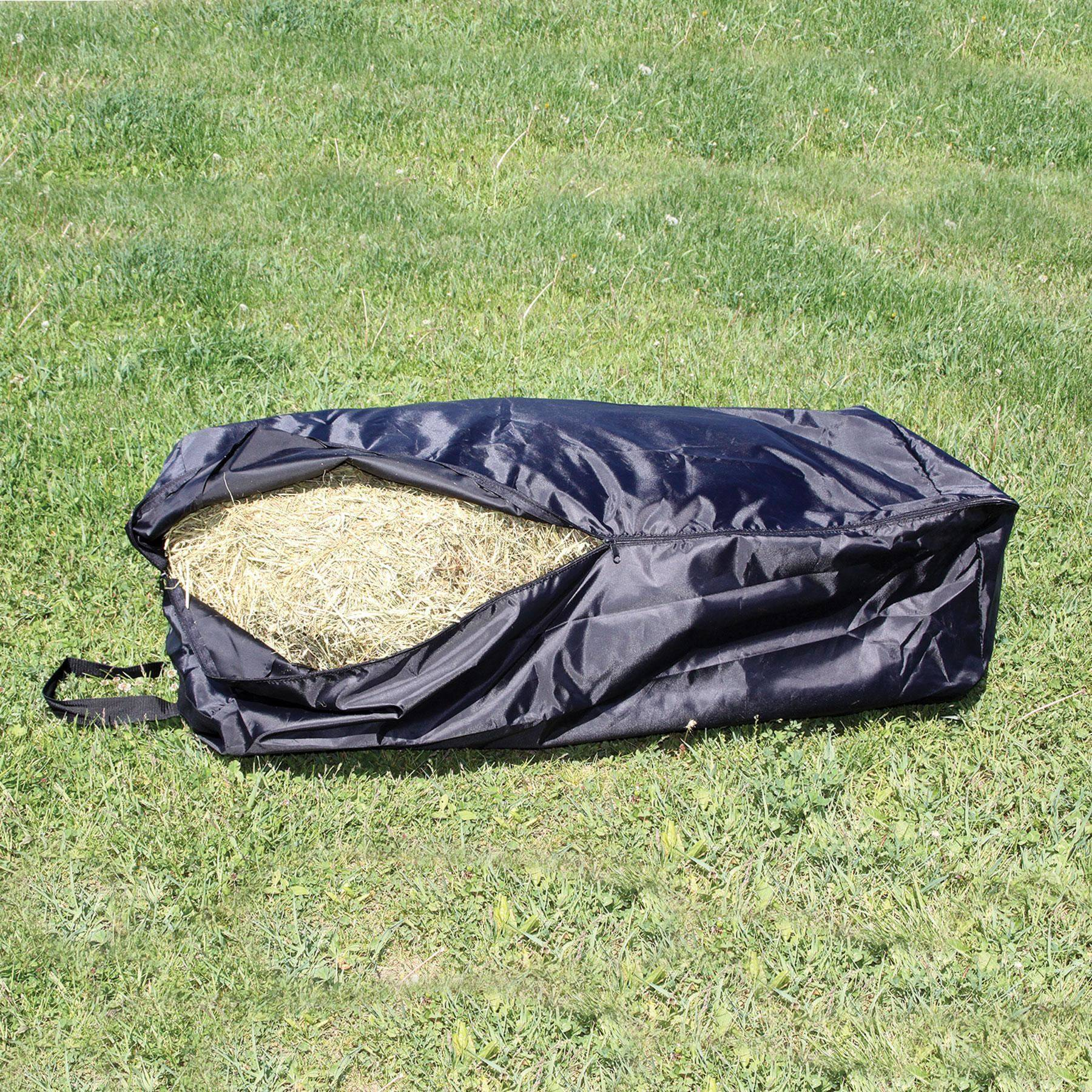 Hay Bale Bag : Dura tech hay bale transport bag in bags at schneider