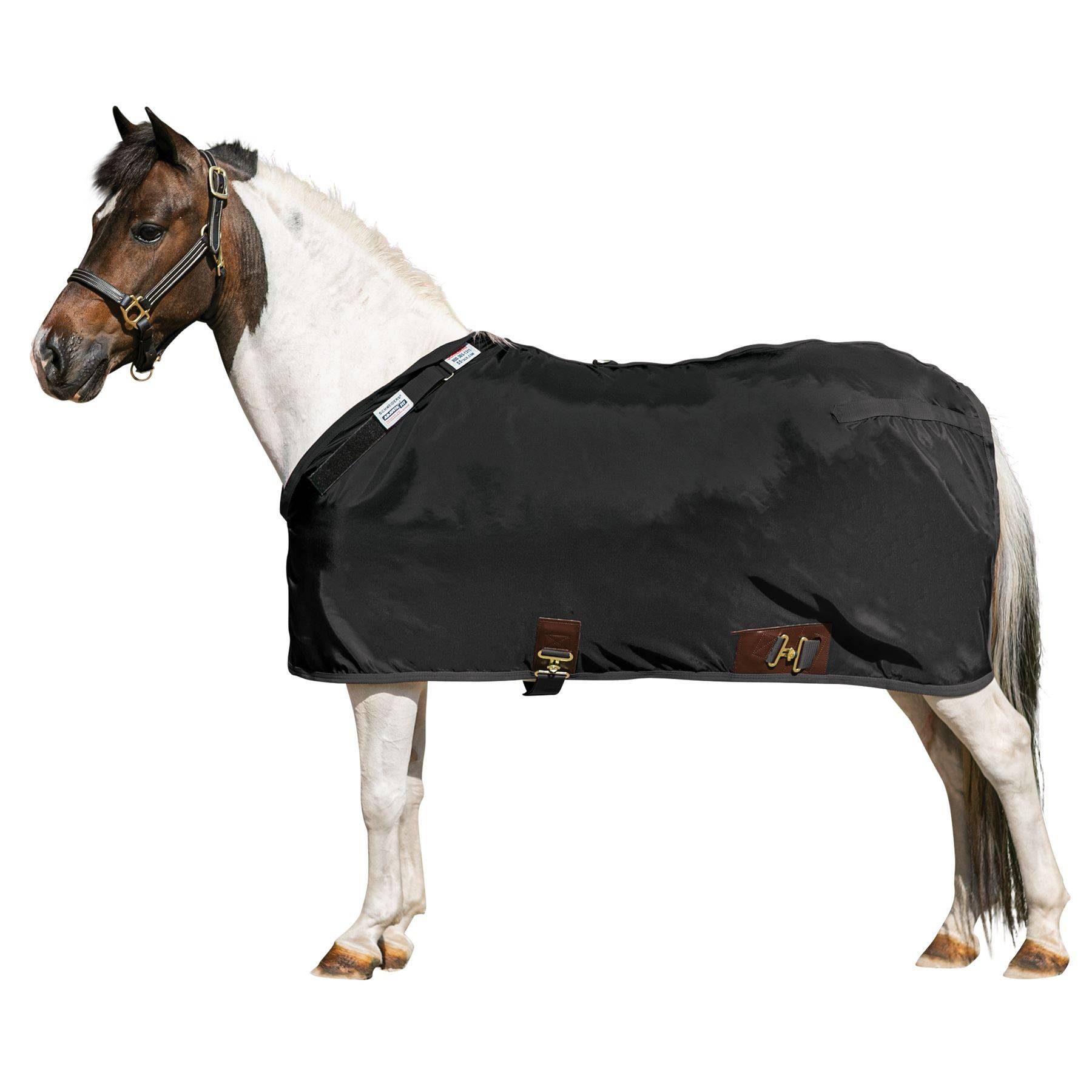 Adjusta-Fit® Dura-Nylon® Cutback Closed Front Pony Sheet