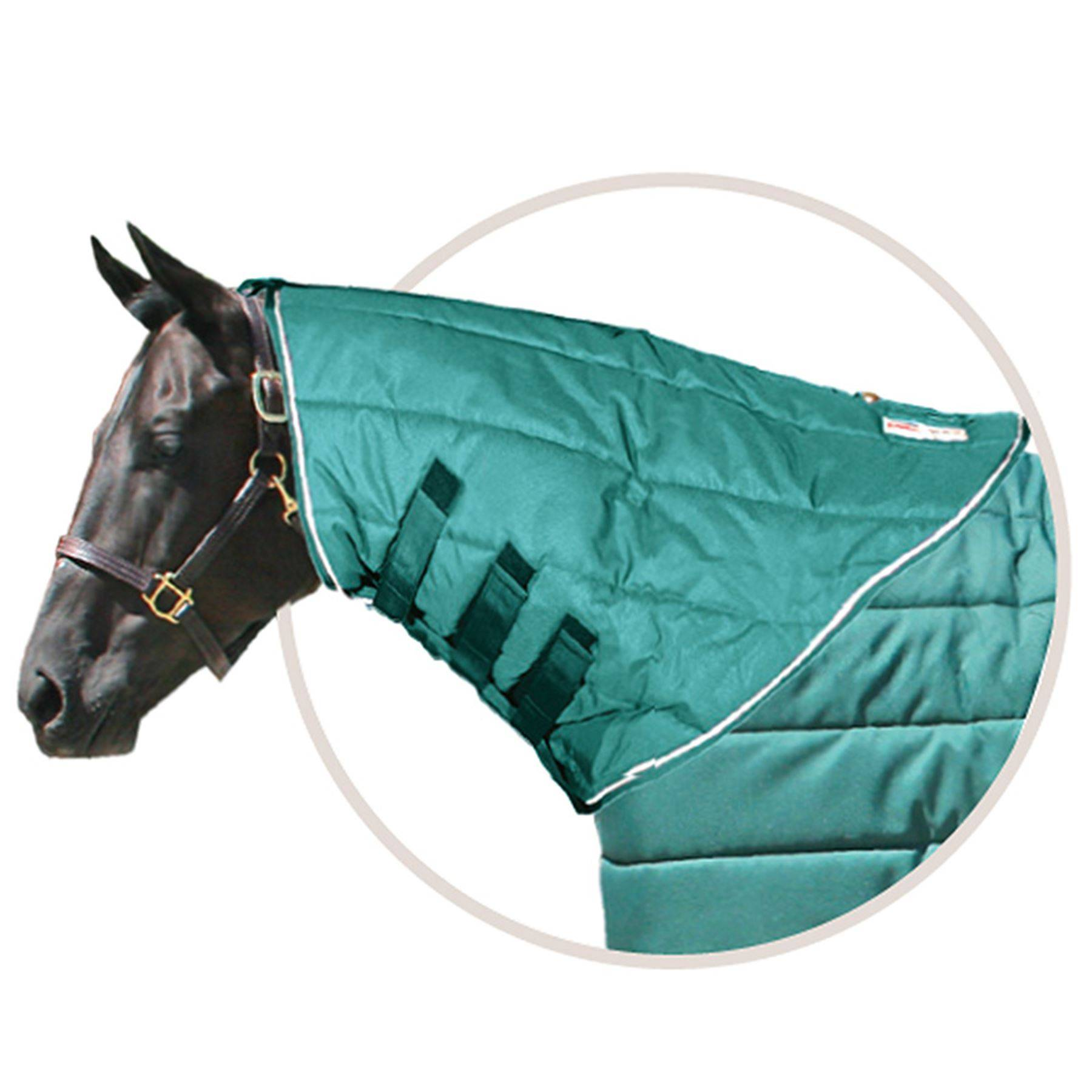 SuperQuilt® 1200D Stable Blanket Neck Cover
