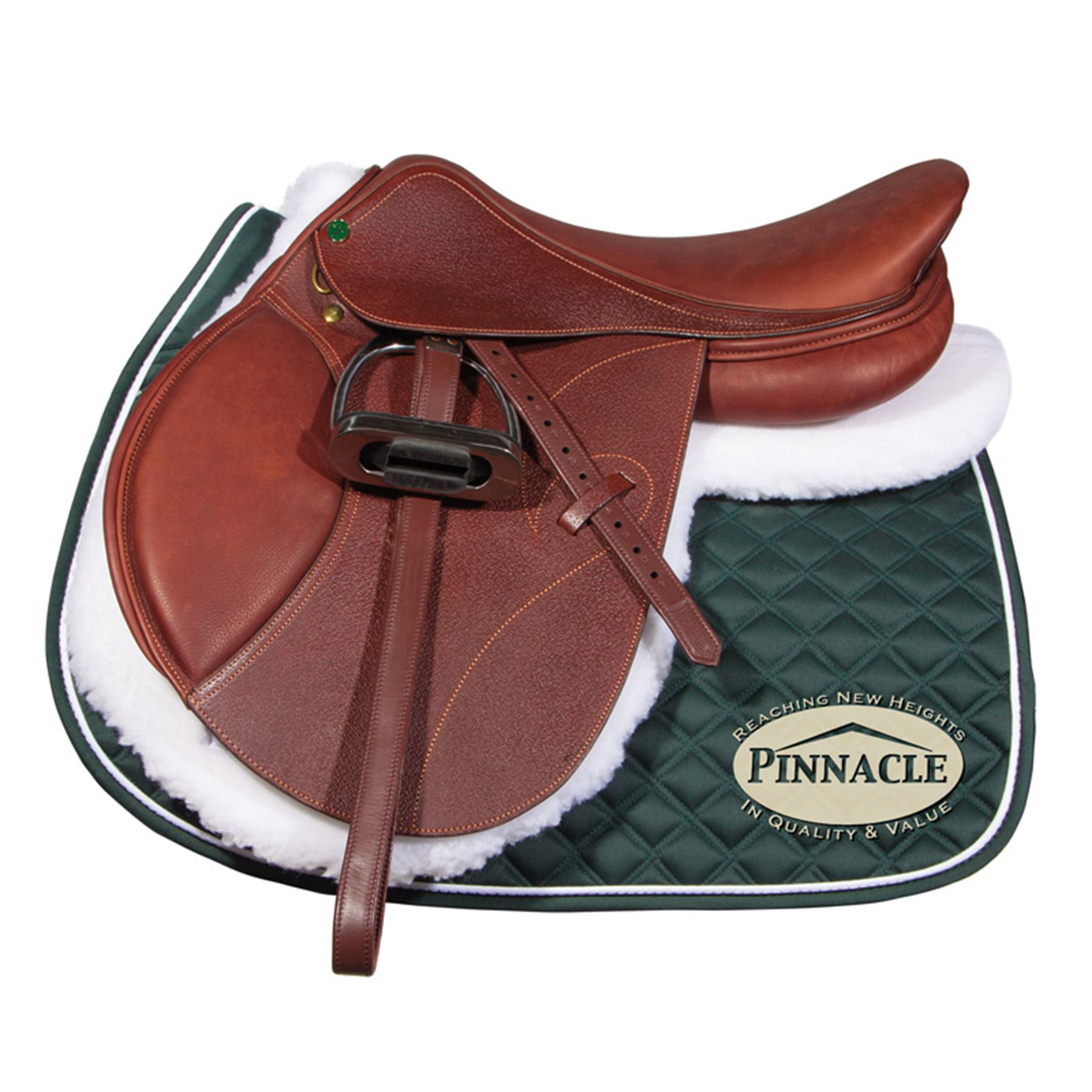 Pinnacle Kirkby Close Contact Saddle
