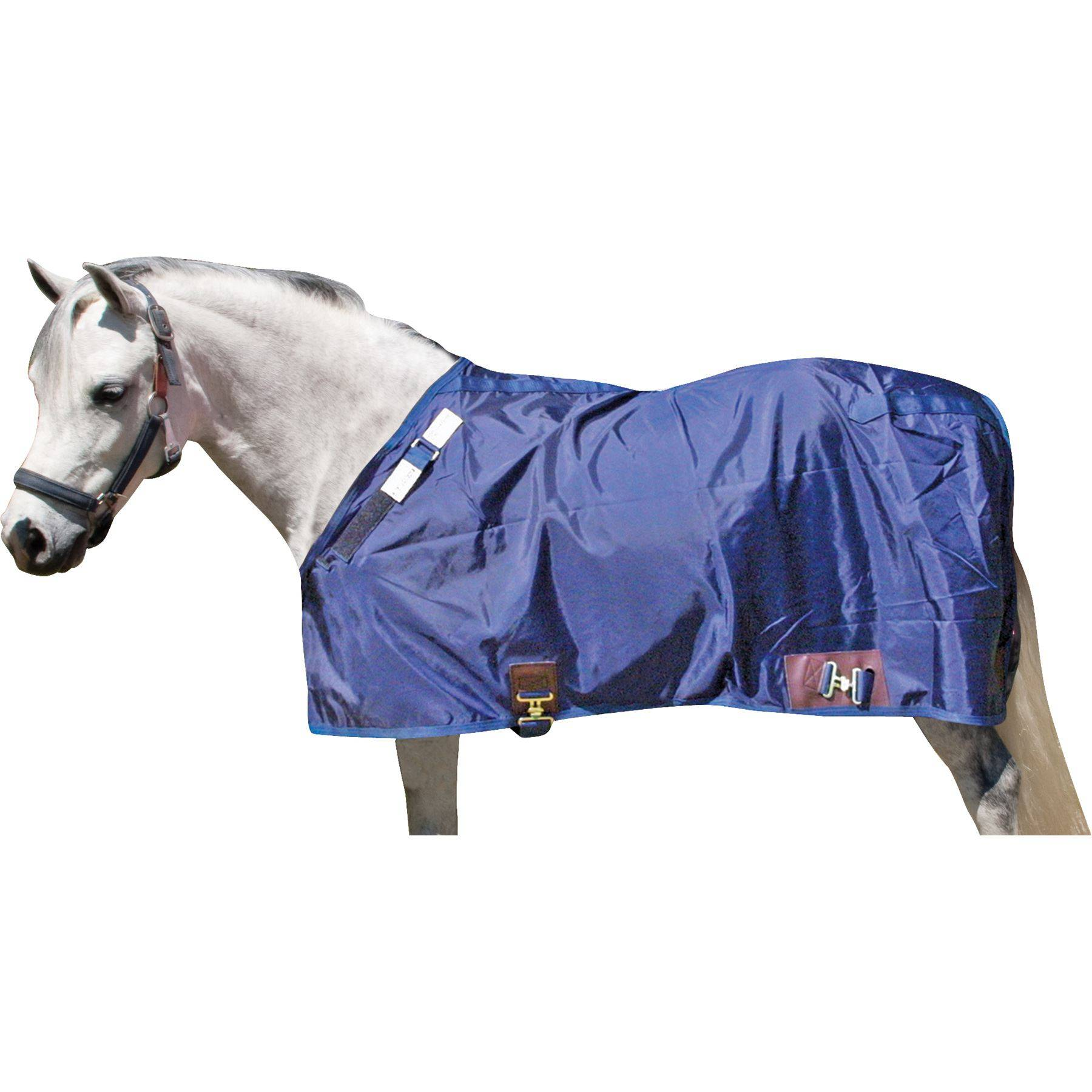 Adjusta-Fit® Dura-Nylon® V-Free® Closed Front Pony Sheet