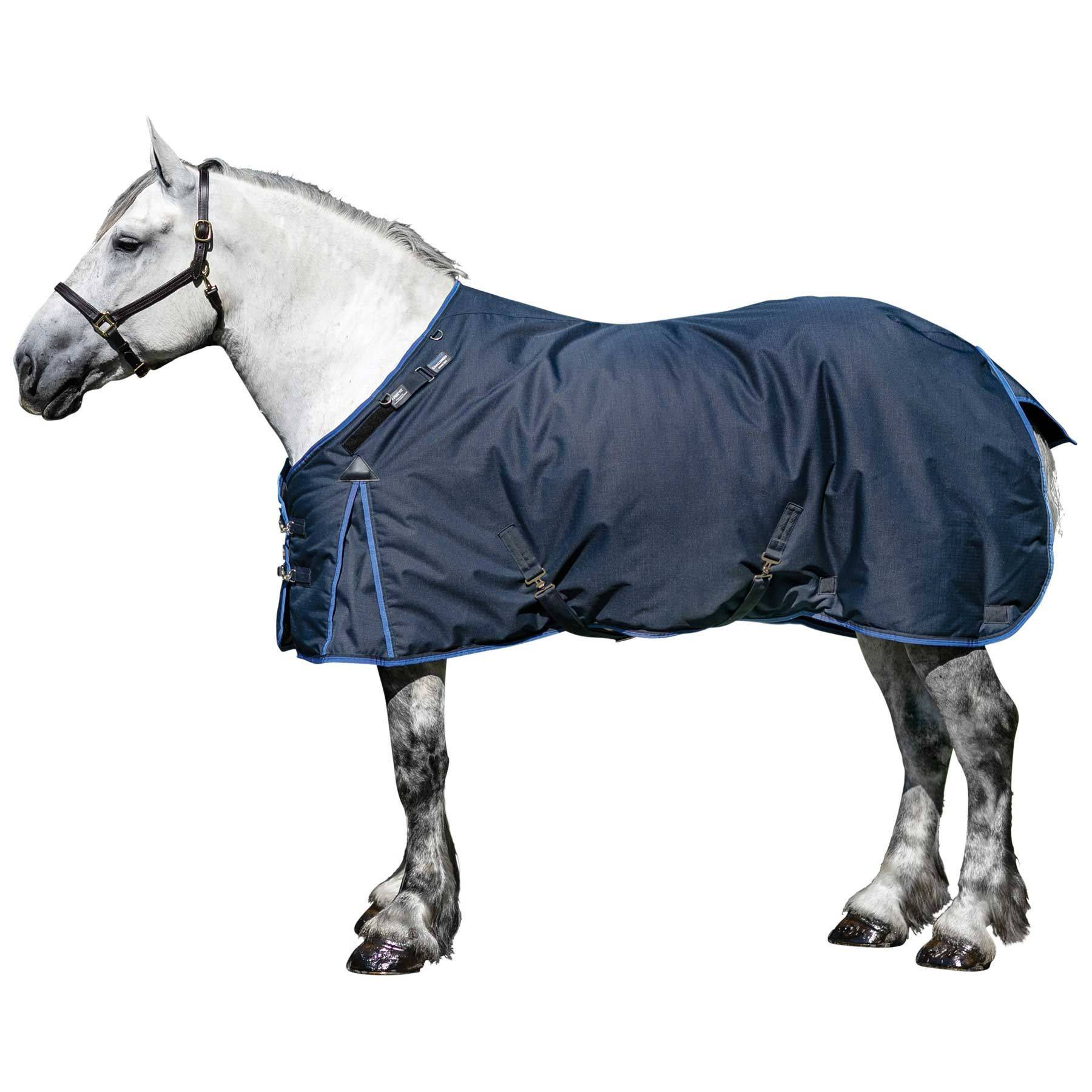 ARMORFlex® Challenger V-Free® Fit Big Fella Turnout Sheet - Surcingle