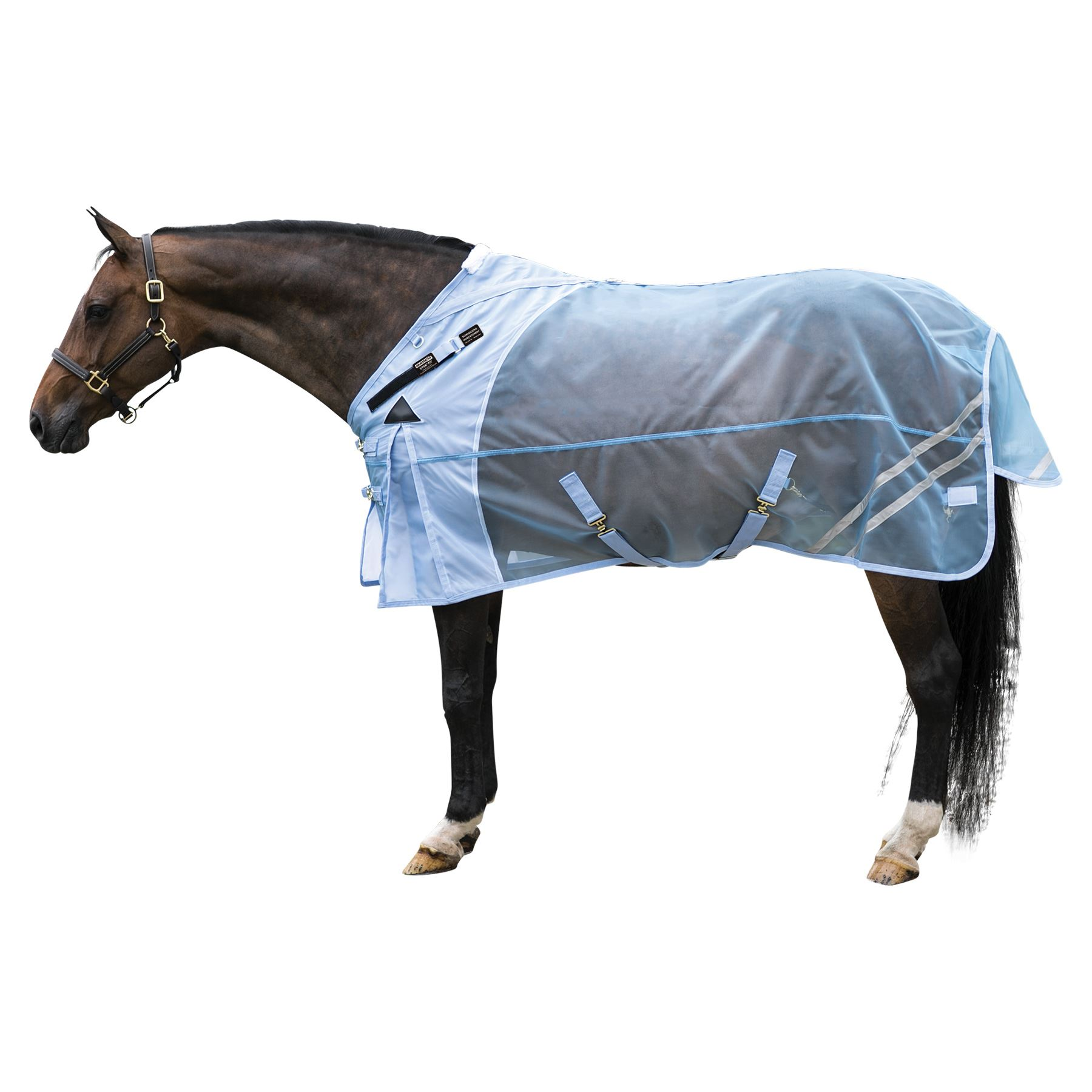 how to measure a horse for a fly sheet