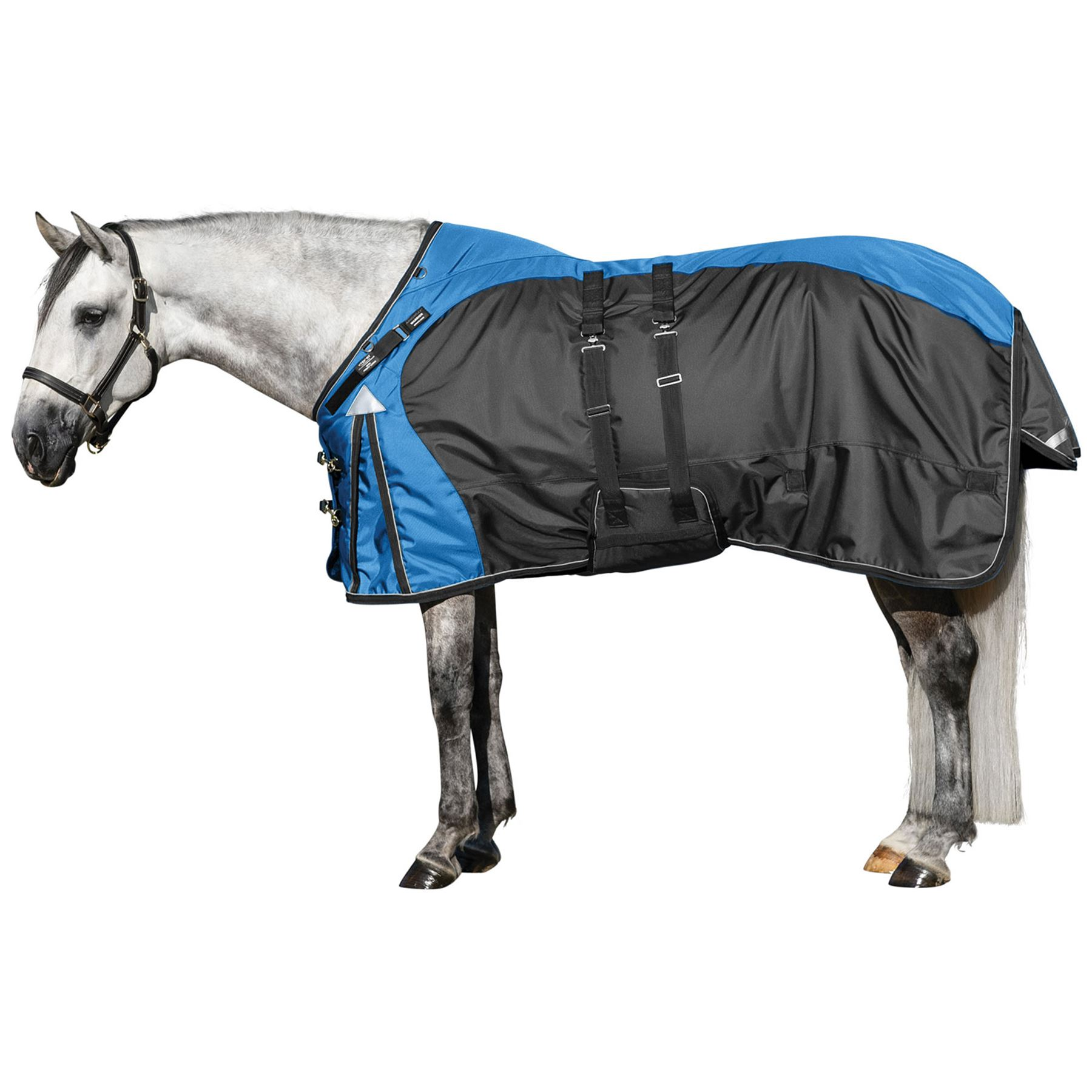 StormShield® VTEK® Marathon Bellyband Turnout Blanket - Lightweight