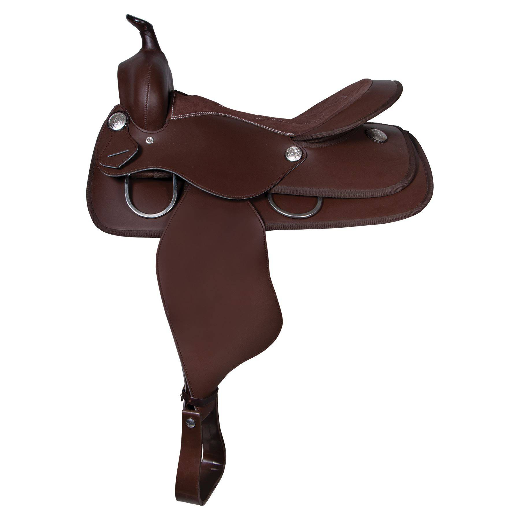 Dura-Tech® Synthetic Western Saddle