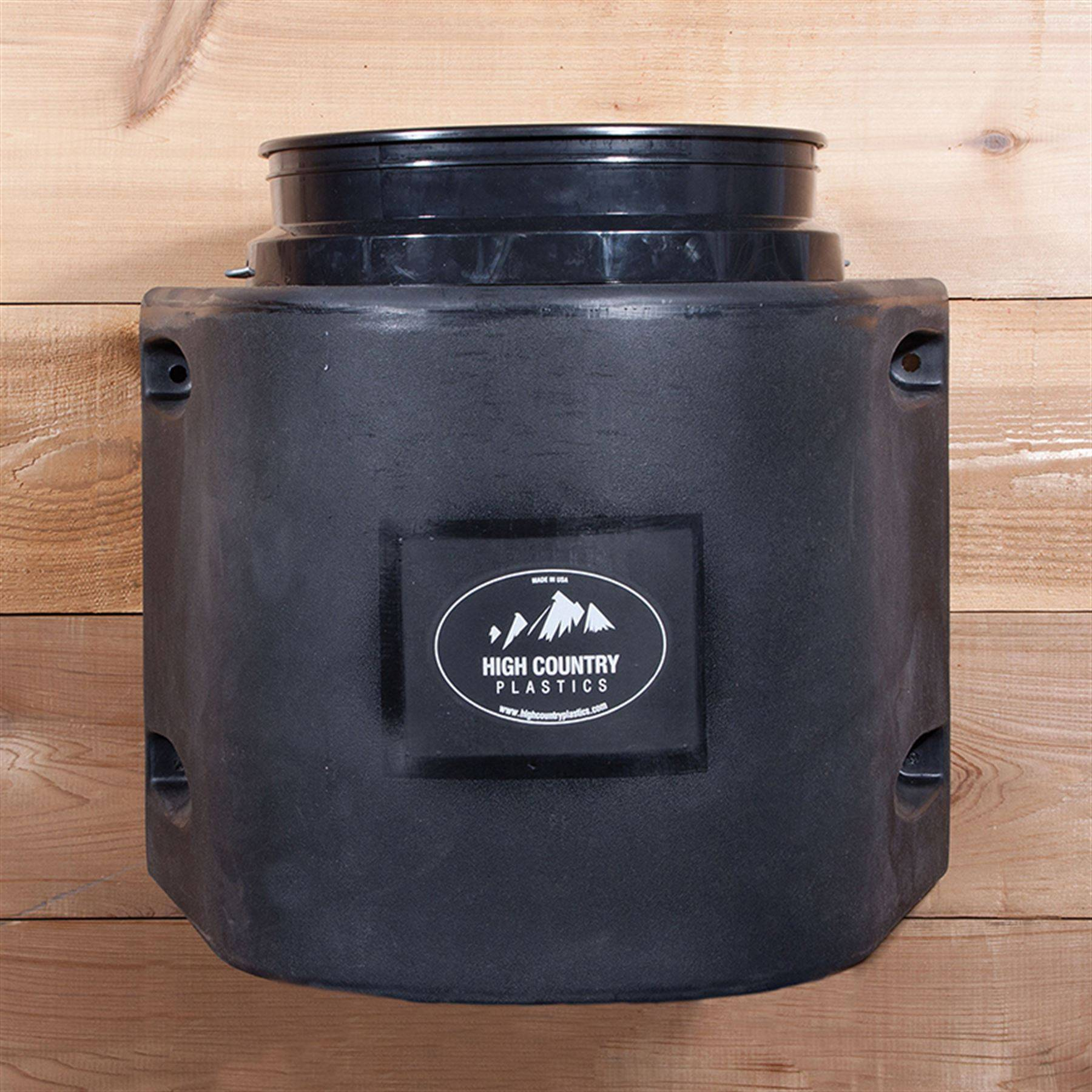 High Country Insulated Bucket Holder In Horse Care At