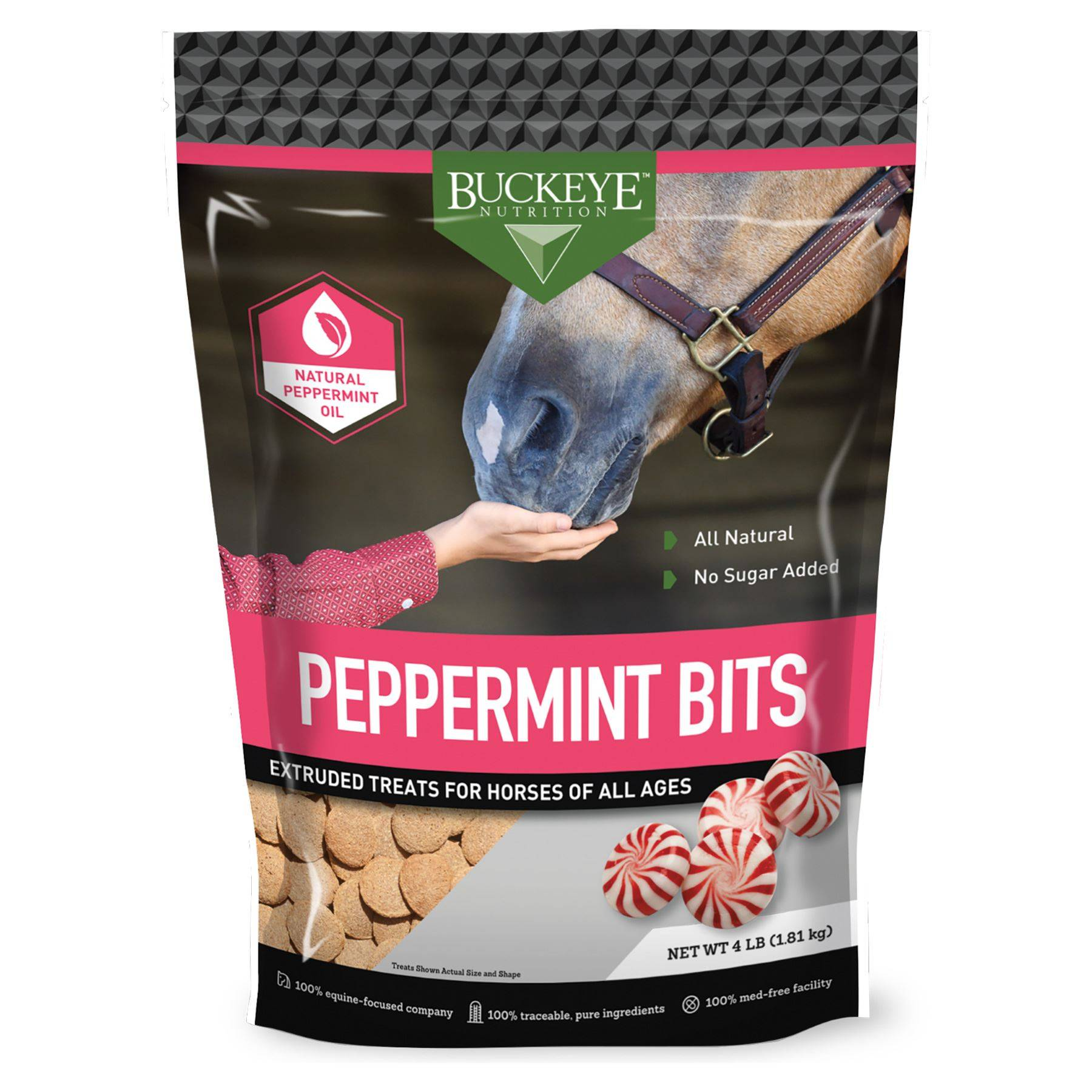 Peppermint Bits by Buckeye® Nutrition