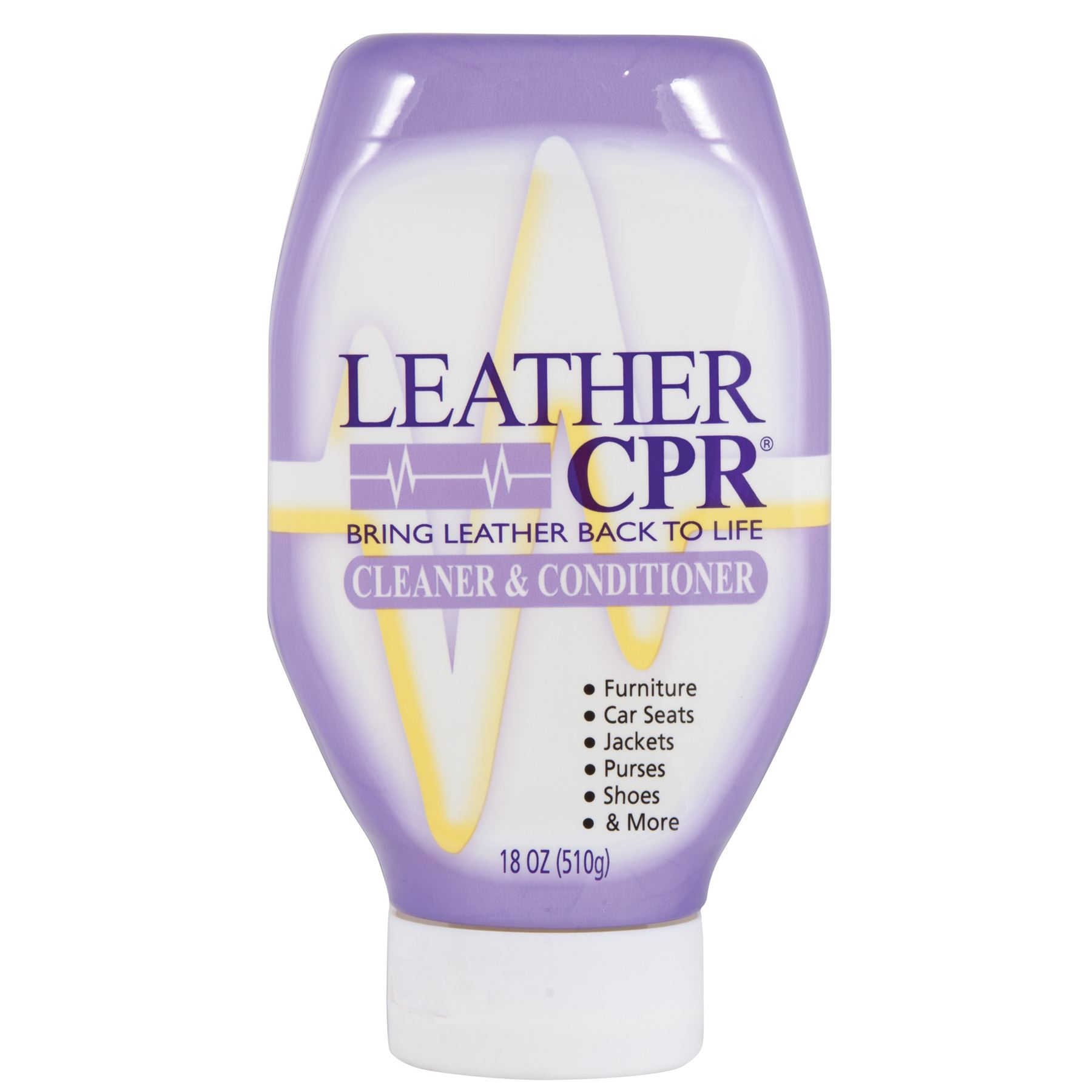 Leather CPR Cleaner & Conditioner 18oz