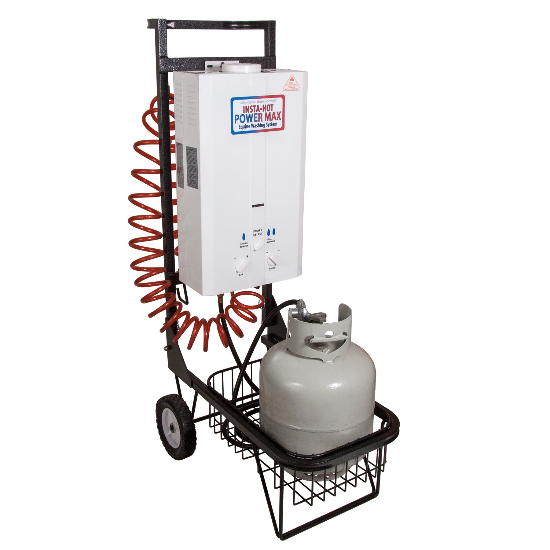 Easy-Up® Insta Hot Power Max Cart