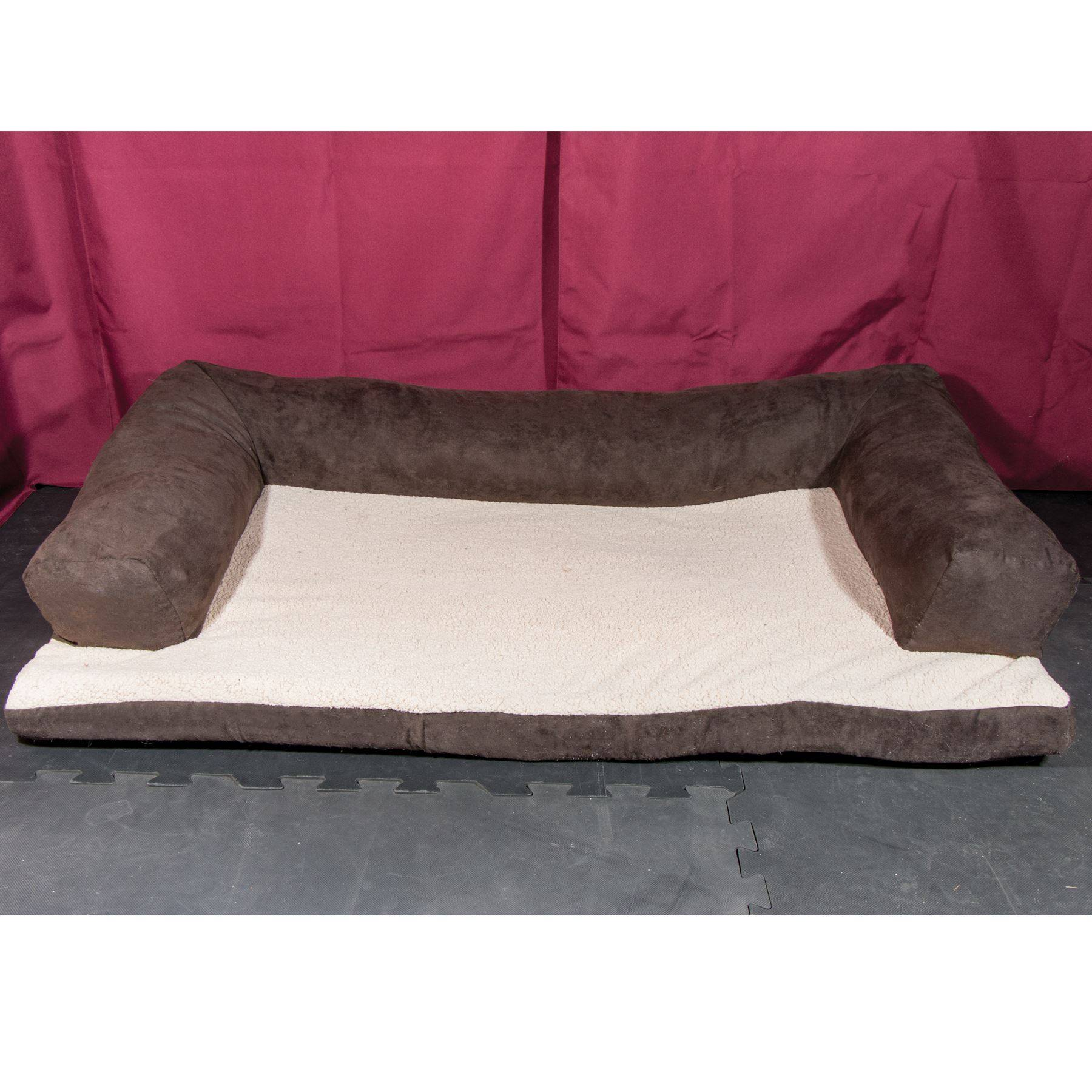 dog bowls product in at b large schneider big beds bed zoom bolstered orthopedic