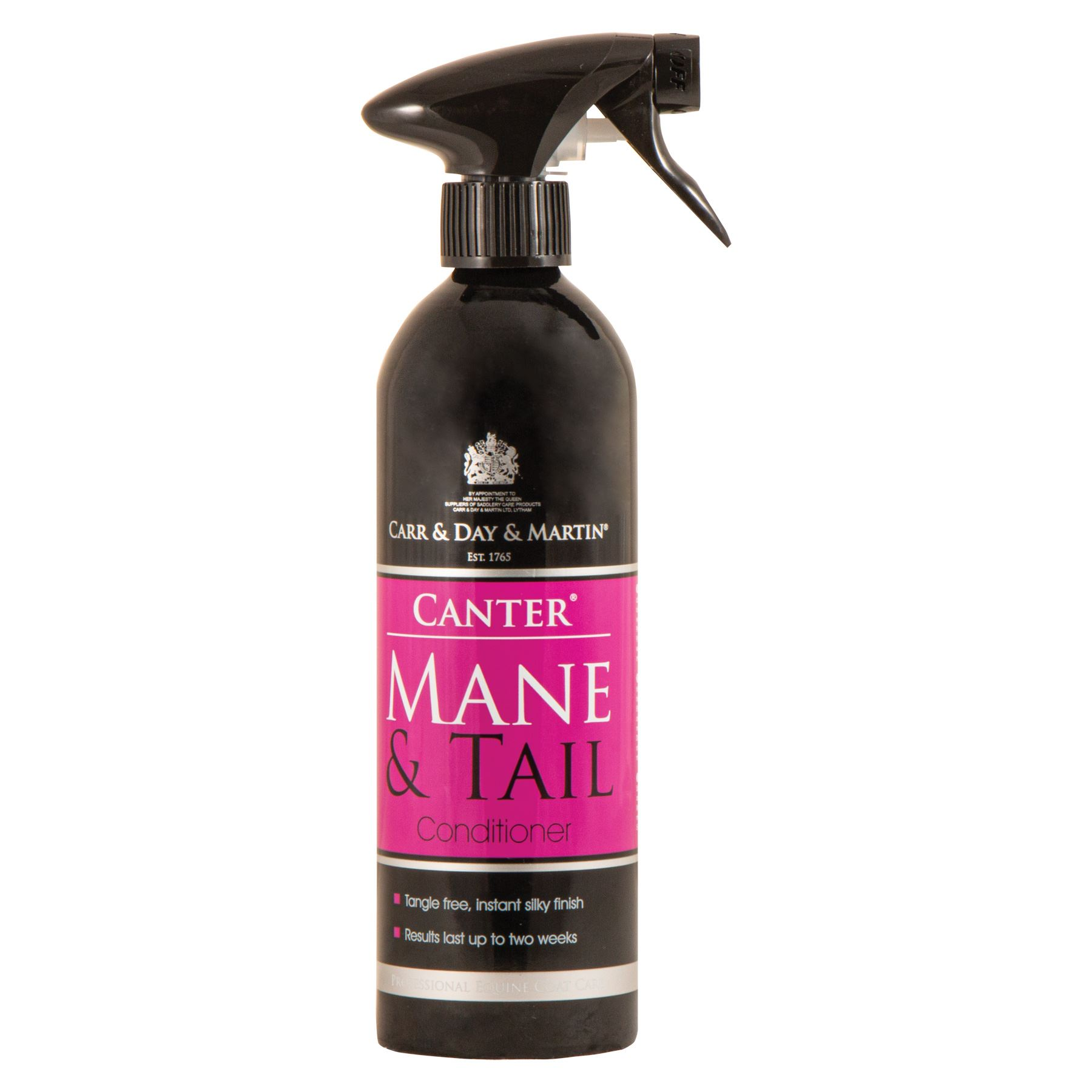Canter Mane Amp Tail Conditioner 600ml In Horse Care At