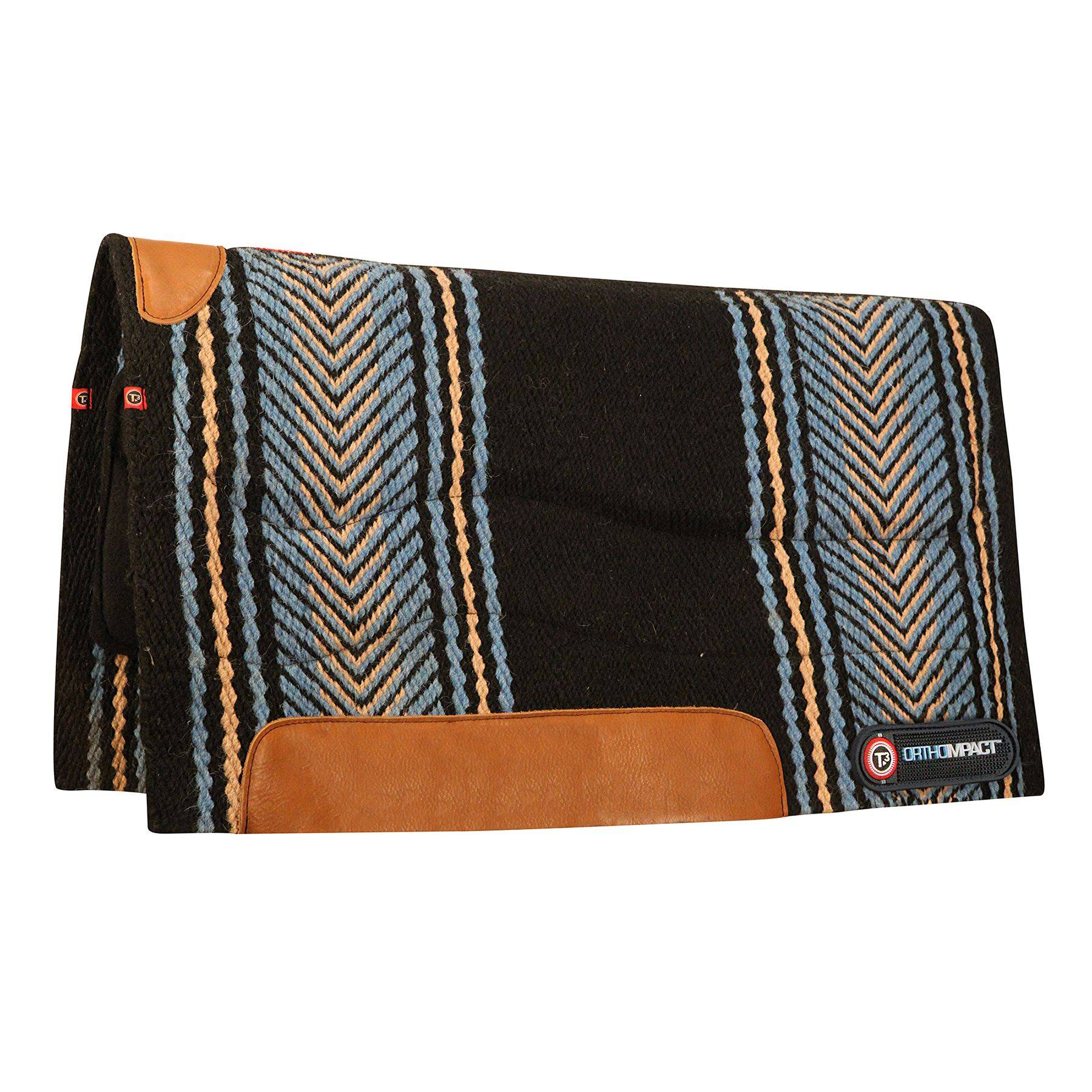 T3 La Mancha Woven Performance Pad with Ortho-Impact™