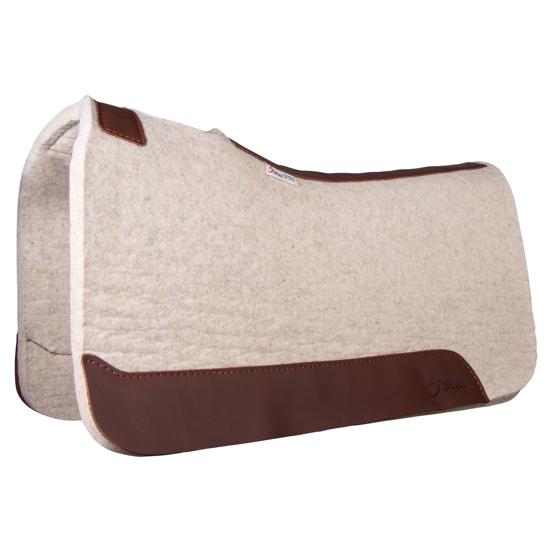 "5 Star Performer 7/8"" Western Saddle Pad 32""x32"""
