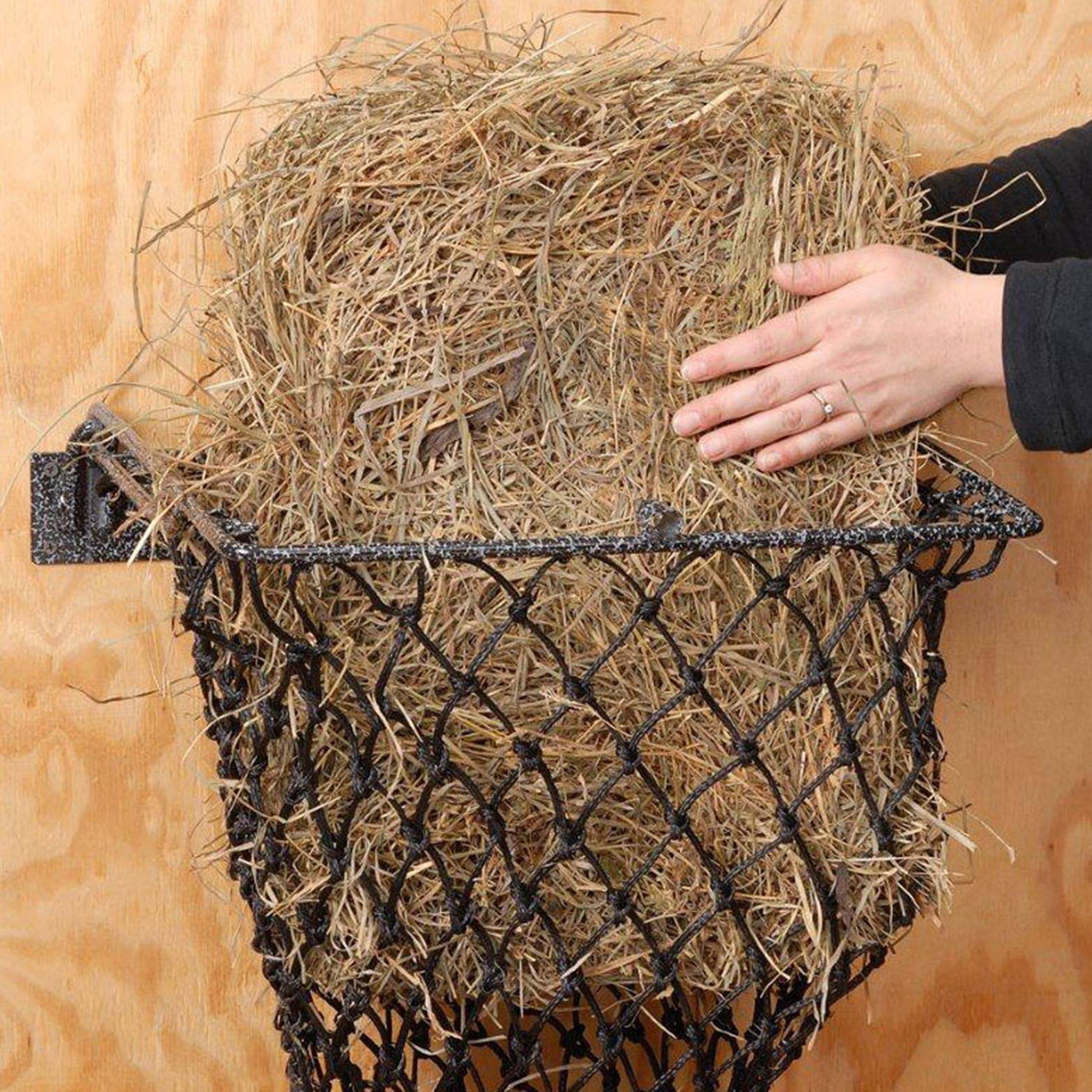Hay Hoops Original Collapsible Wall Hay Feeder