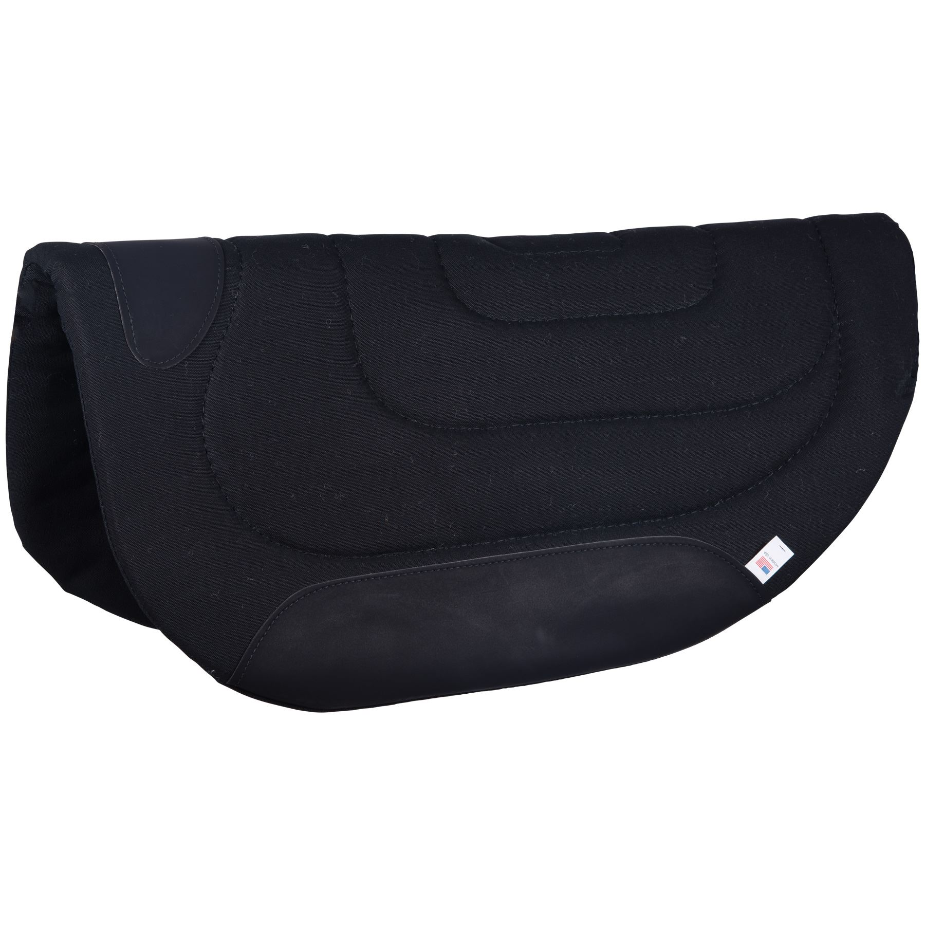 "Dura-Tech® Pro Pad English/Barrel ¾"" Saddle Pad"