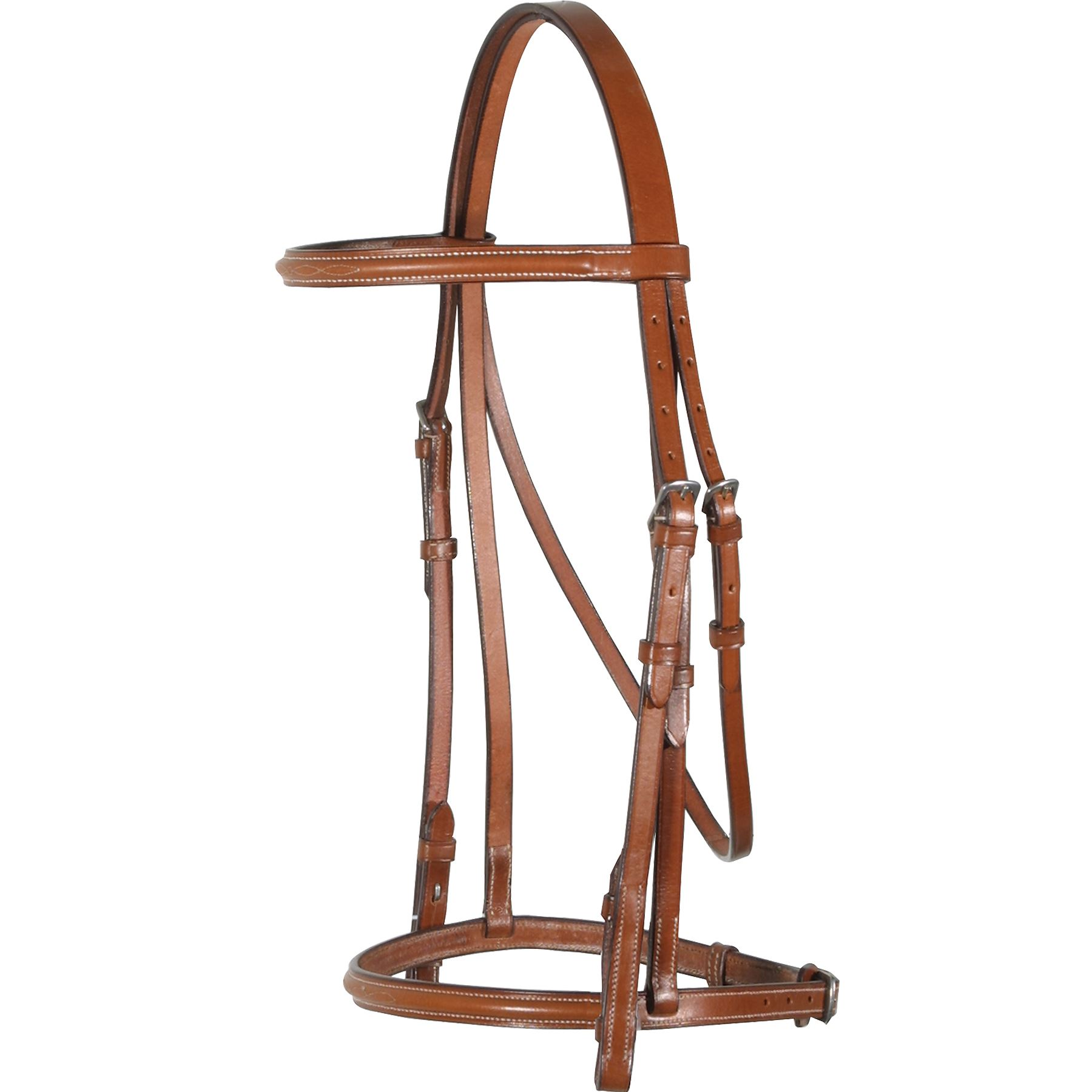 Pinnacle Kirkby Dorset Fancy Stitched Bridle In Specials At Schneider Saddlery