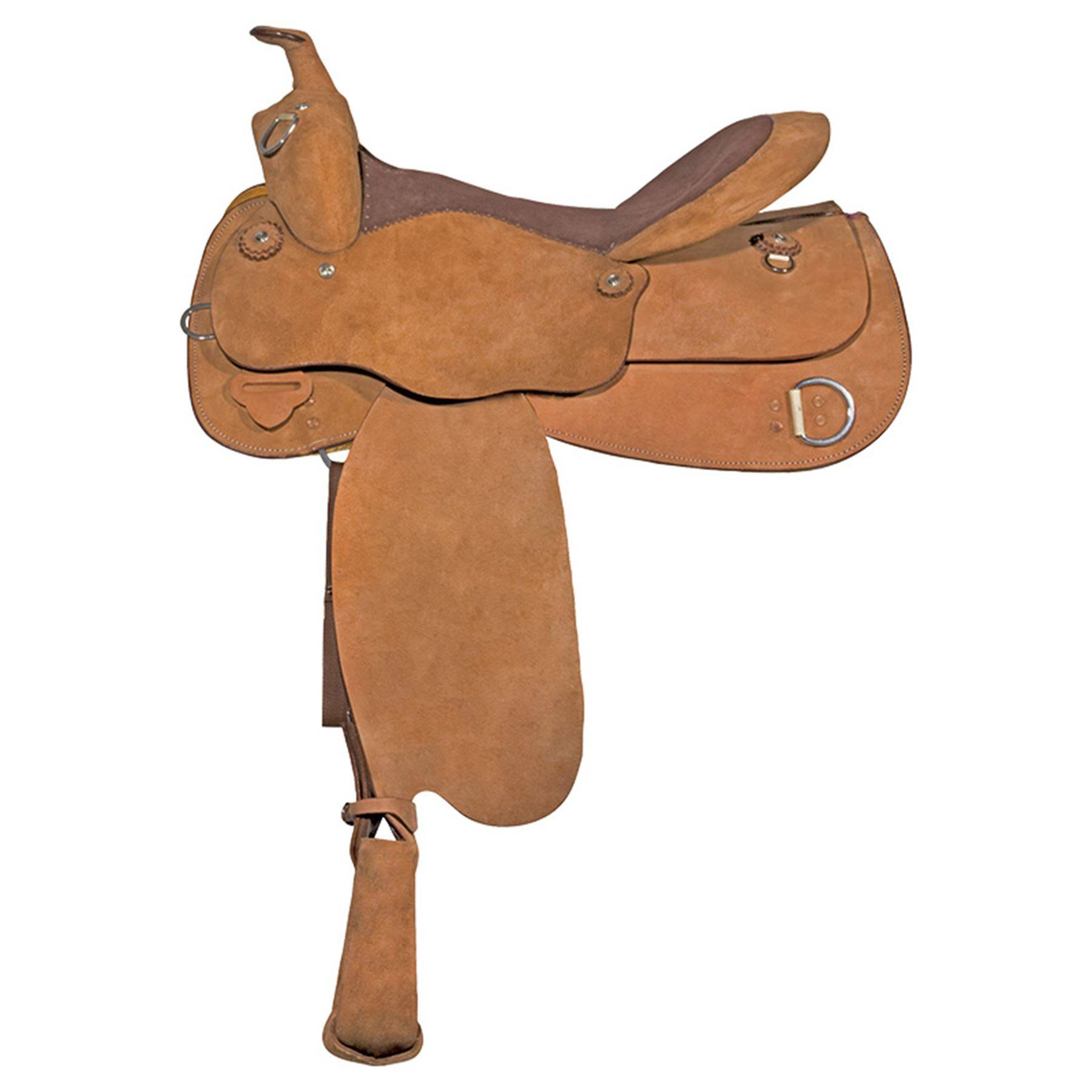 Double S Work & Trail Saddle