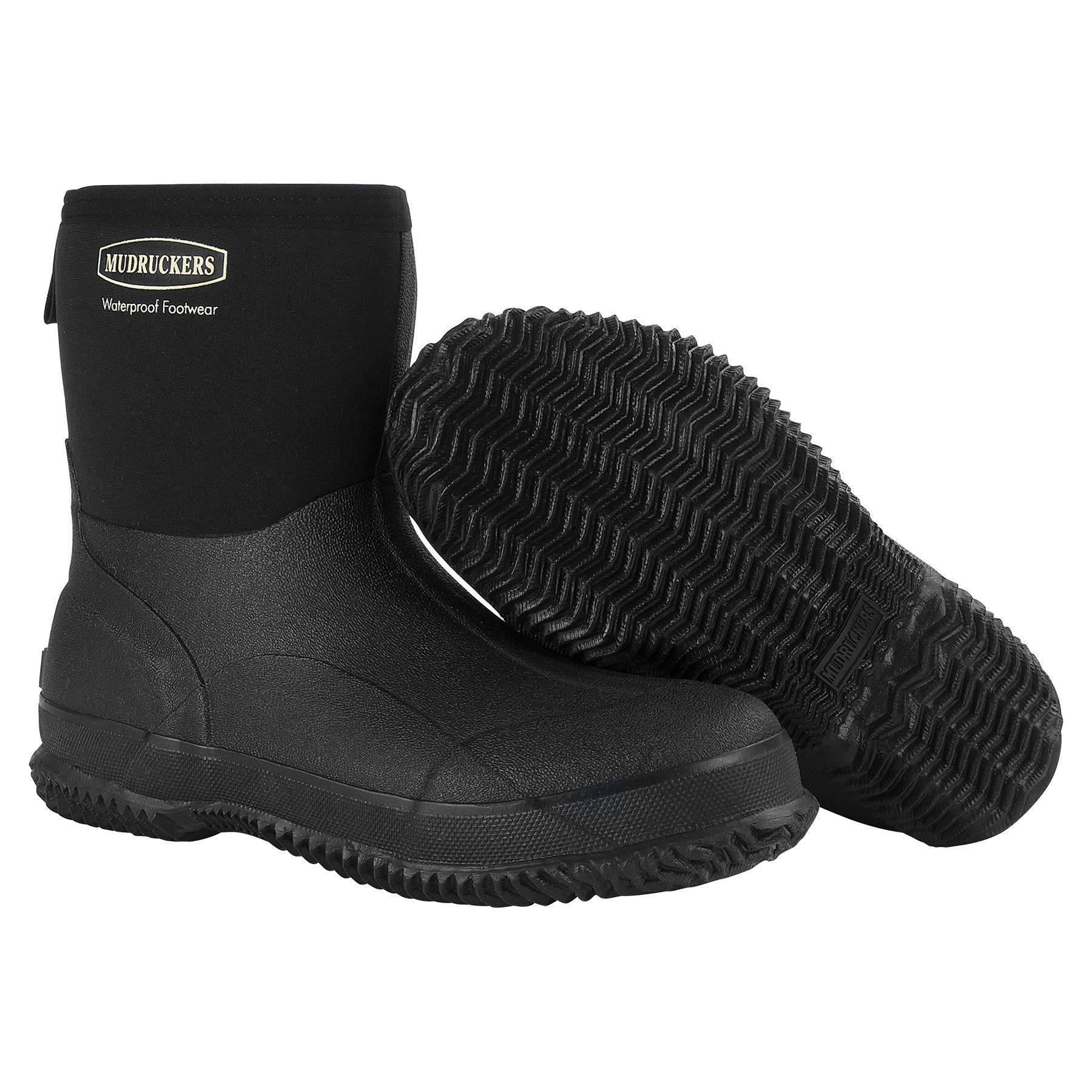 f31ea82ca88e Mudrucker Mid Boot in Rain Boots   Shoes at Schneider Saddlery
