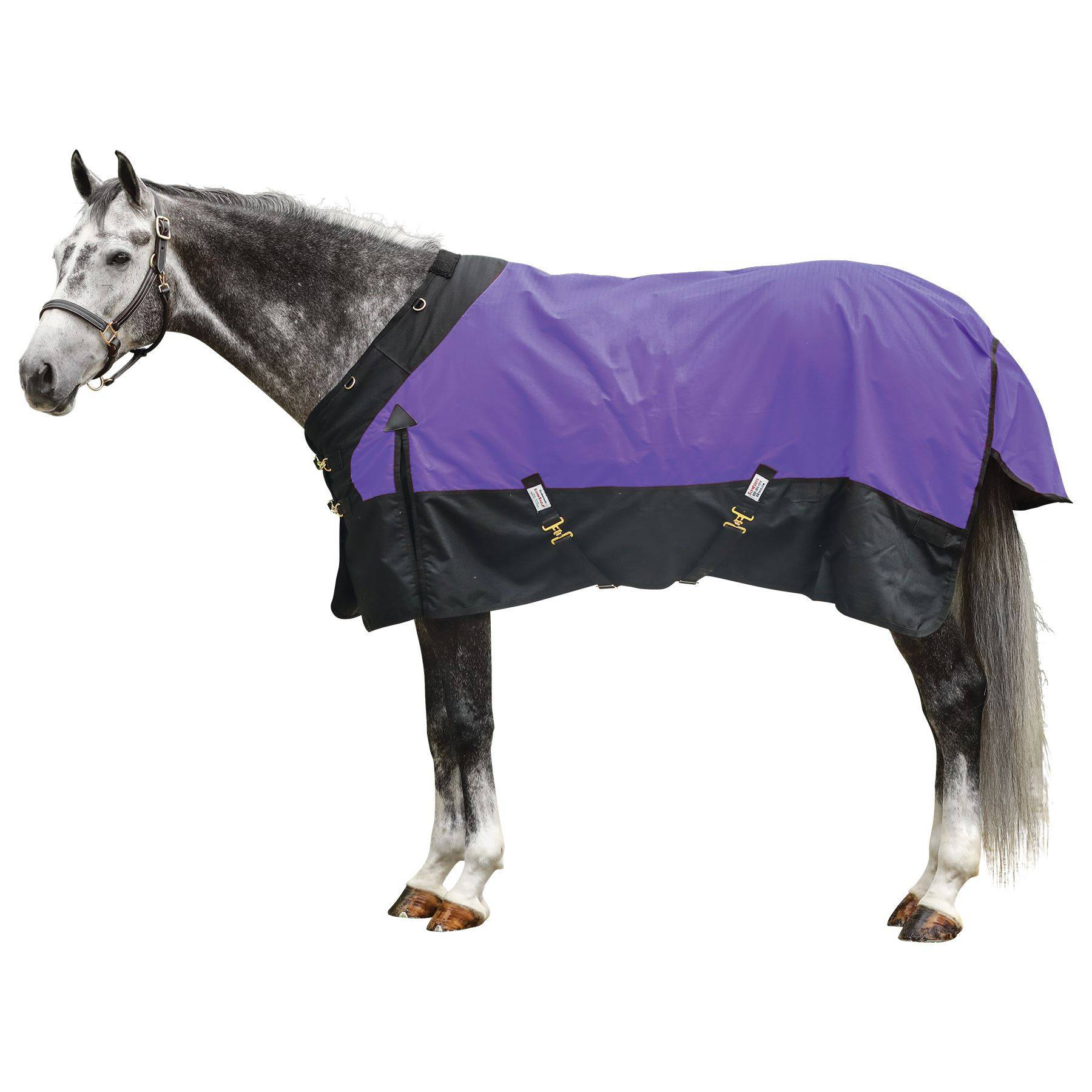 StormShield® Contour Collar Classic Surcingle Turnout Blanket - Midweight