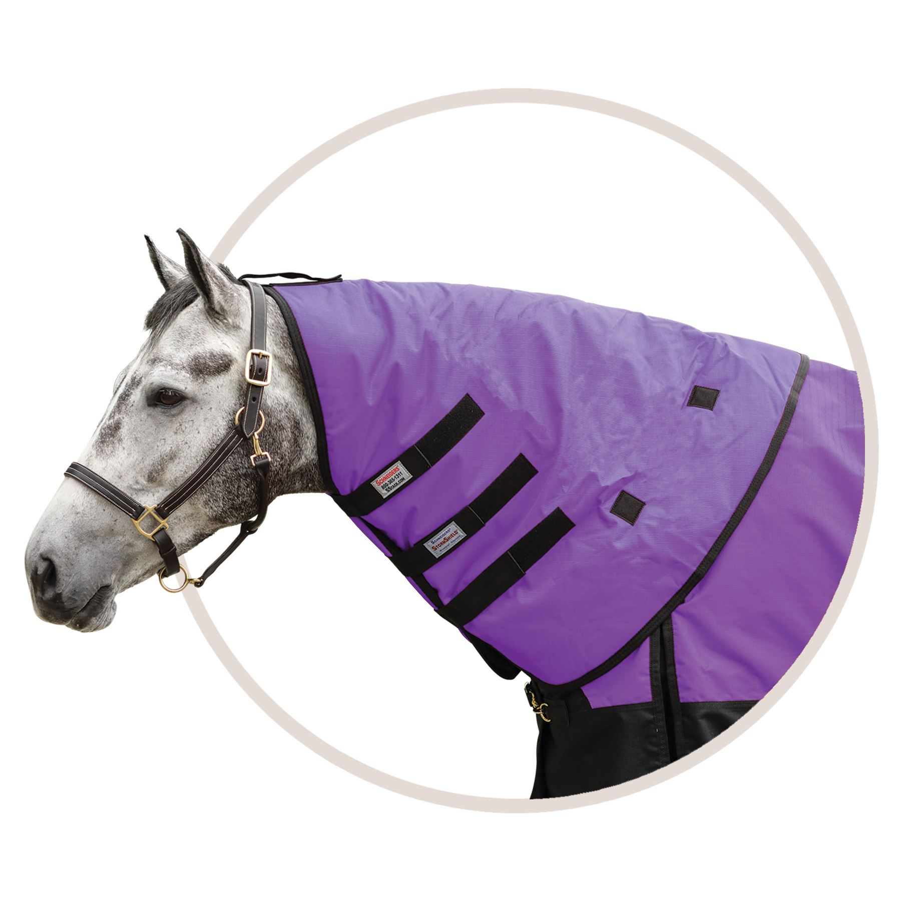 StormShield® Contour Collar CLASSIC Waterproof /Breathable Turnout Neck Cover