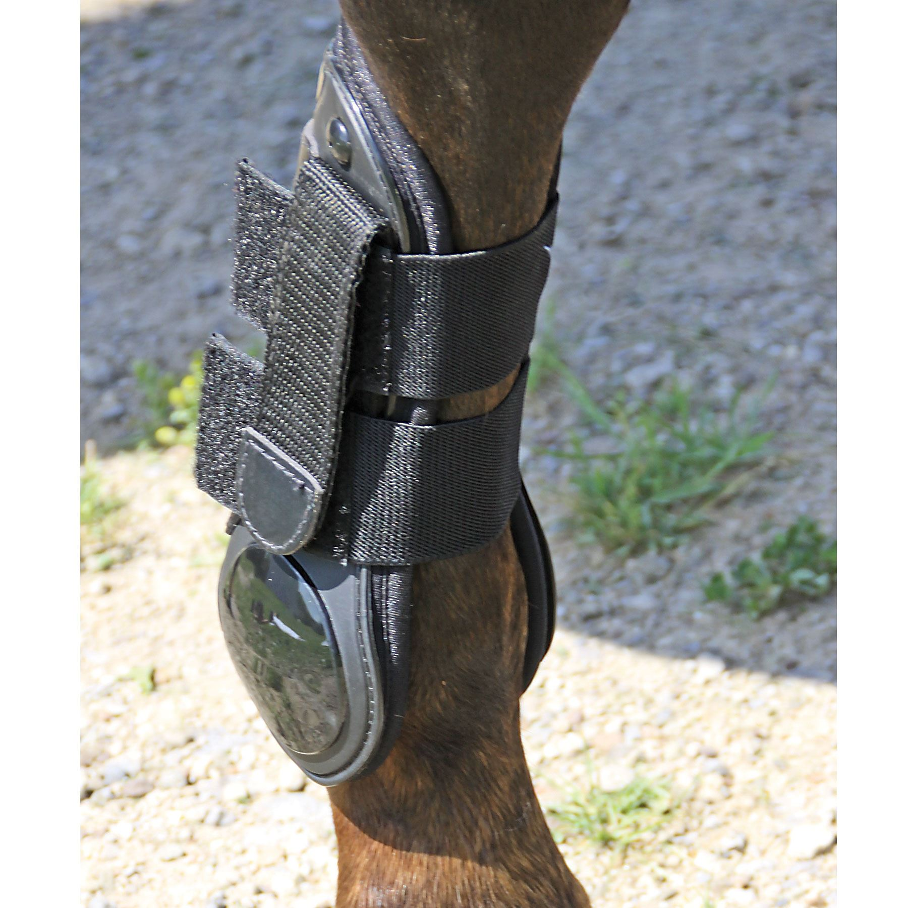 Dura Tech 174 Open Front Magnetic Tendon Boots In Therapy