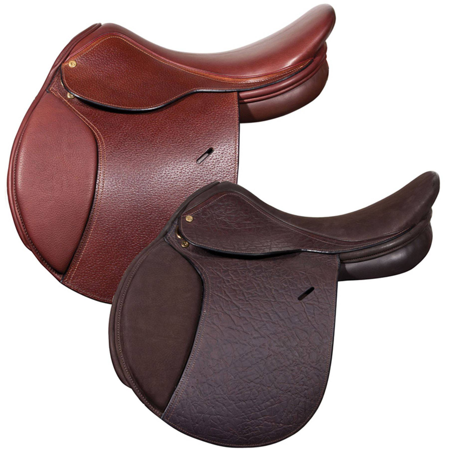 Joseph Sterling Alaise Grained Close Contact Saddle