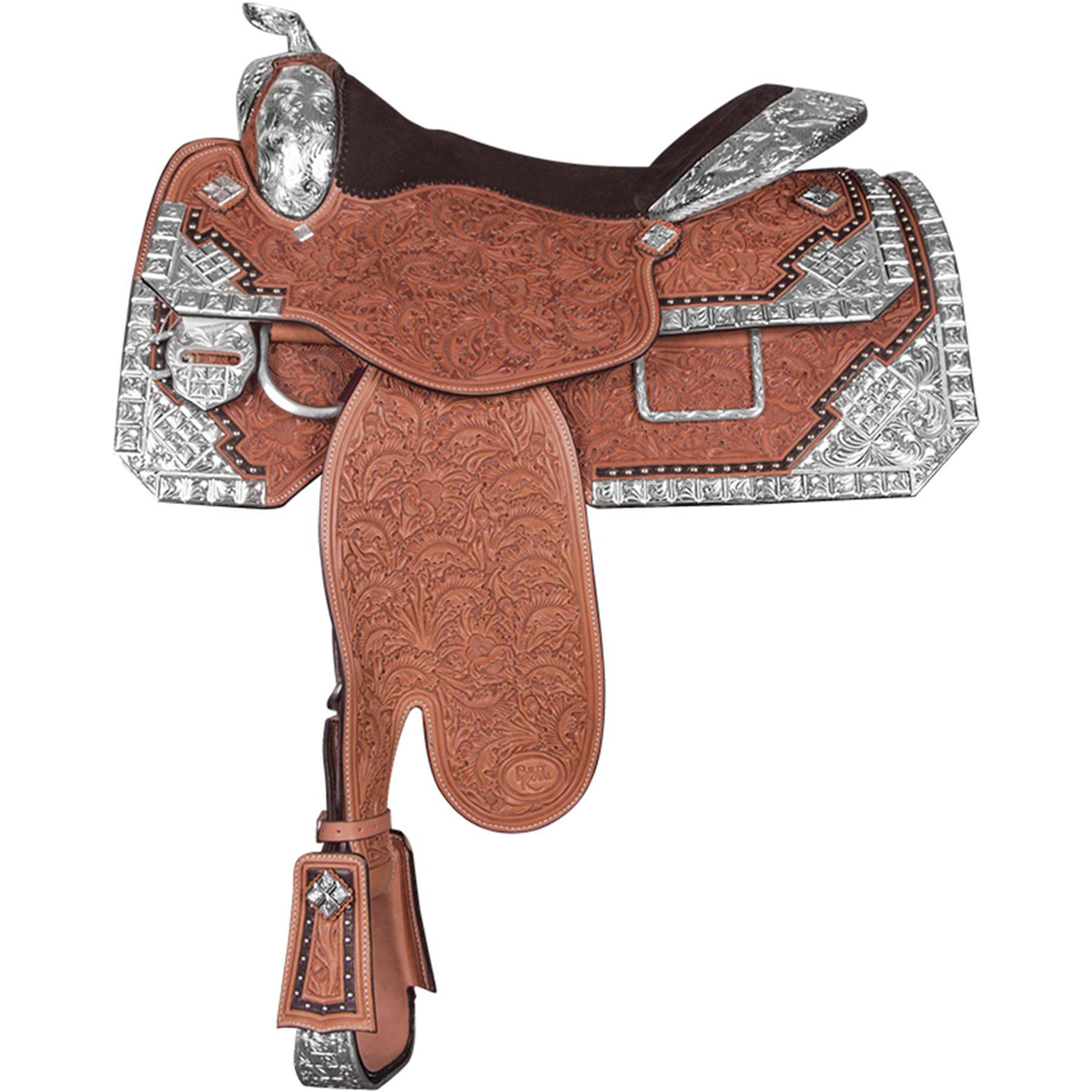 Billy Royal® Supreme Champion Show Saddle
