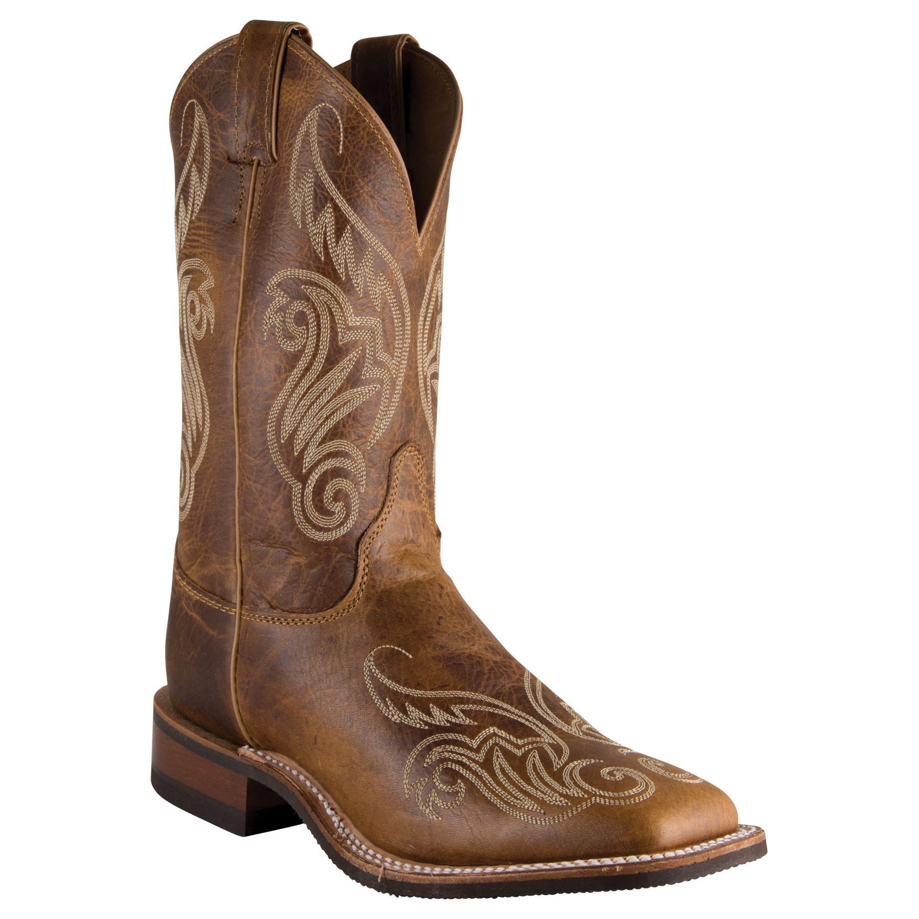 c73c3a3b9 Justin Ladies Bent Rail® Llano Western Boots in Apparel Boots at ...