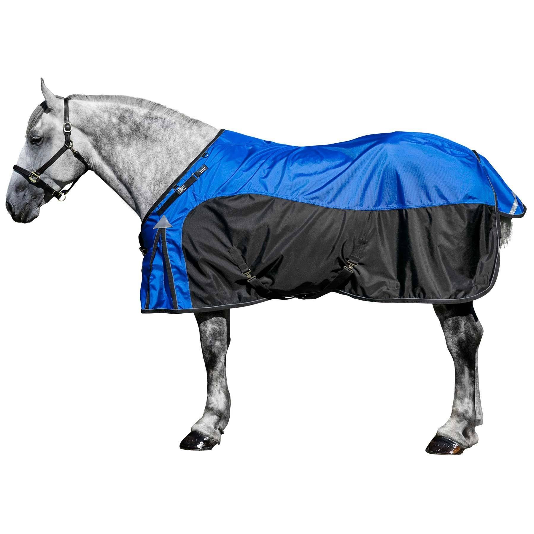 ARMORFlex® Warrior V-Free® Fit Big Fella Turnout Sheet - Surcingle