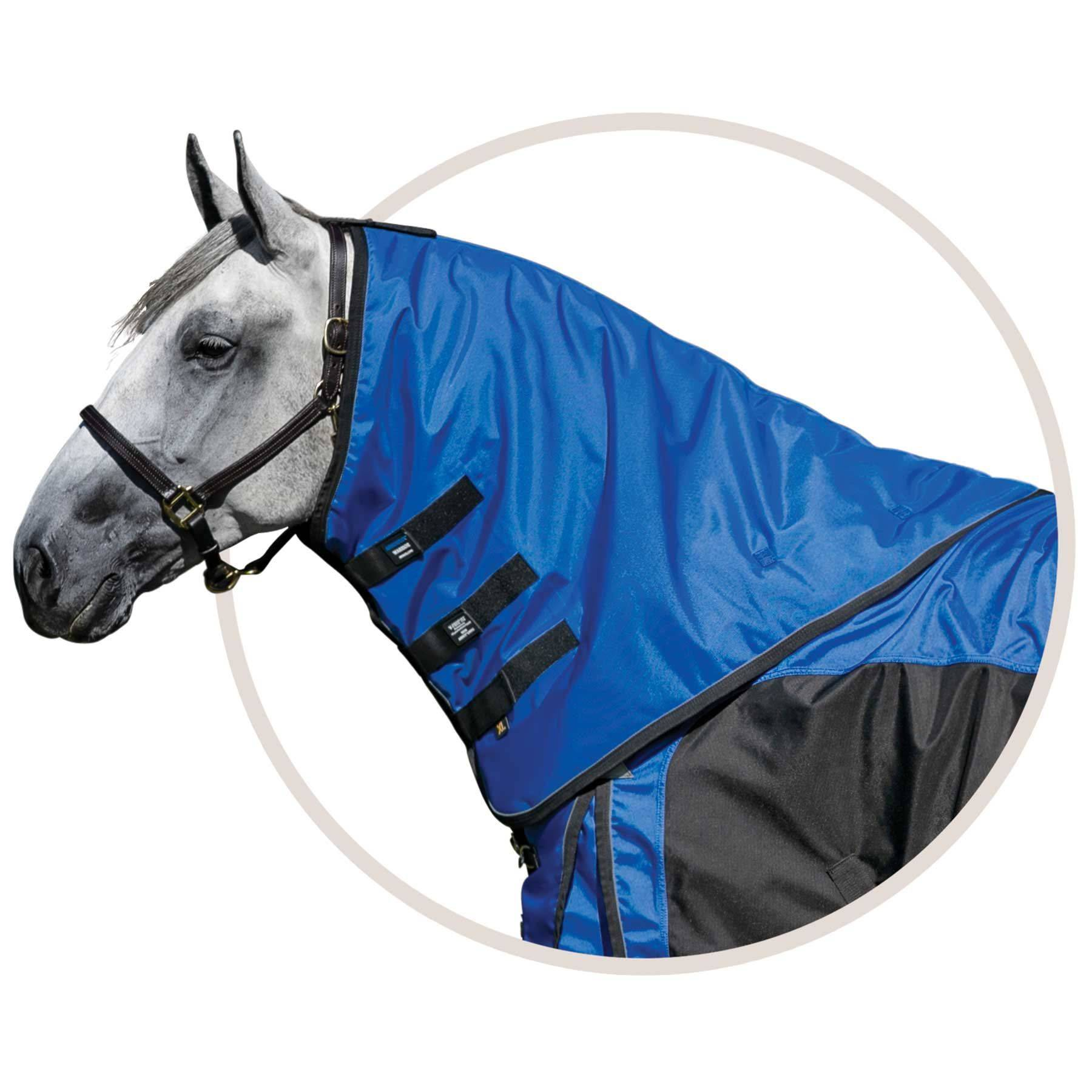 ARMORFlex® Warrior V-Free® Fit Big Fella Turnout Blanket Neck Cover