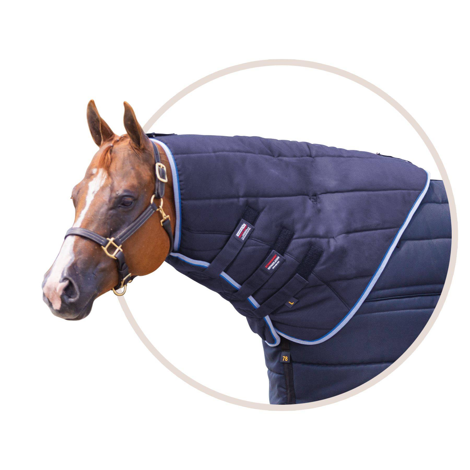 Tekno-Quilt® Stable Neck Cover