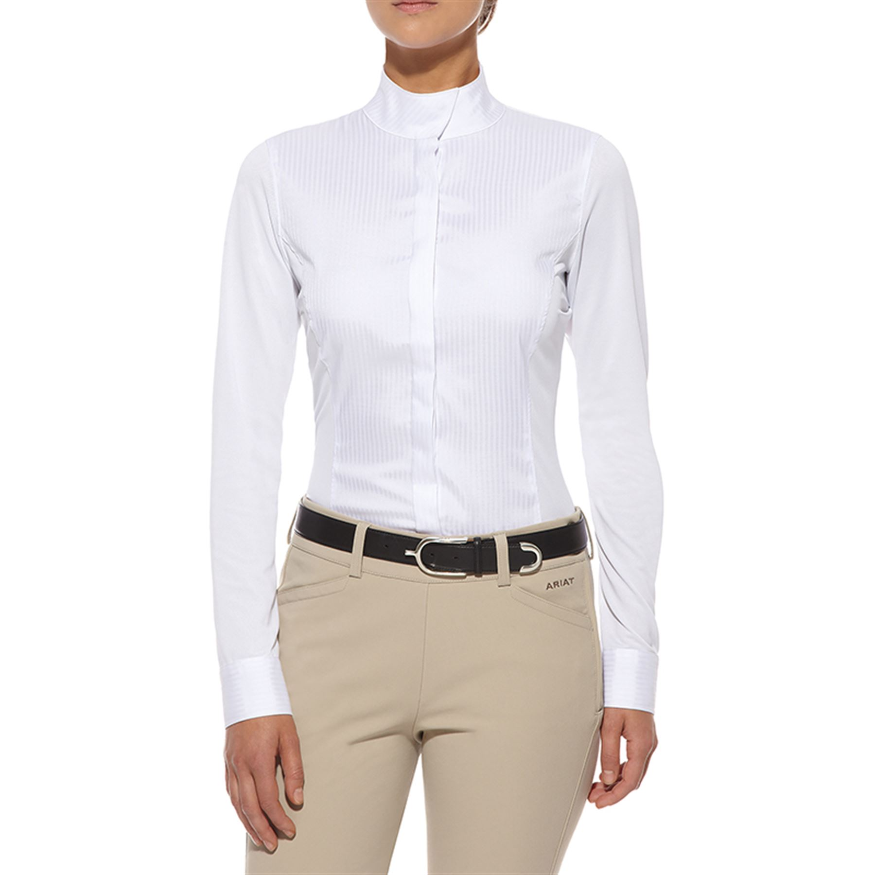 Ariat Ladies Triumph Show Shirt In Ratcatchers Shirts At