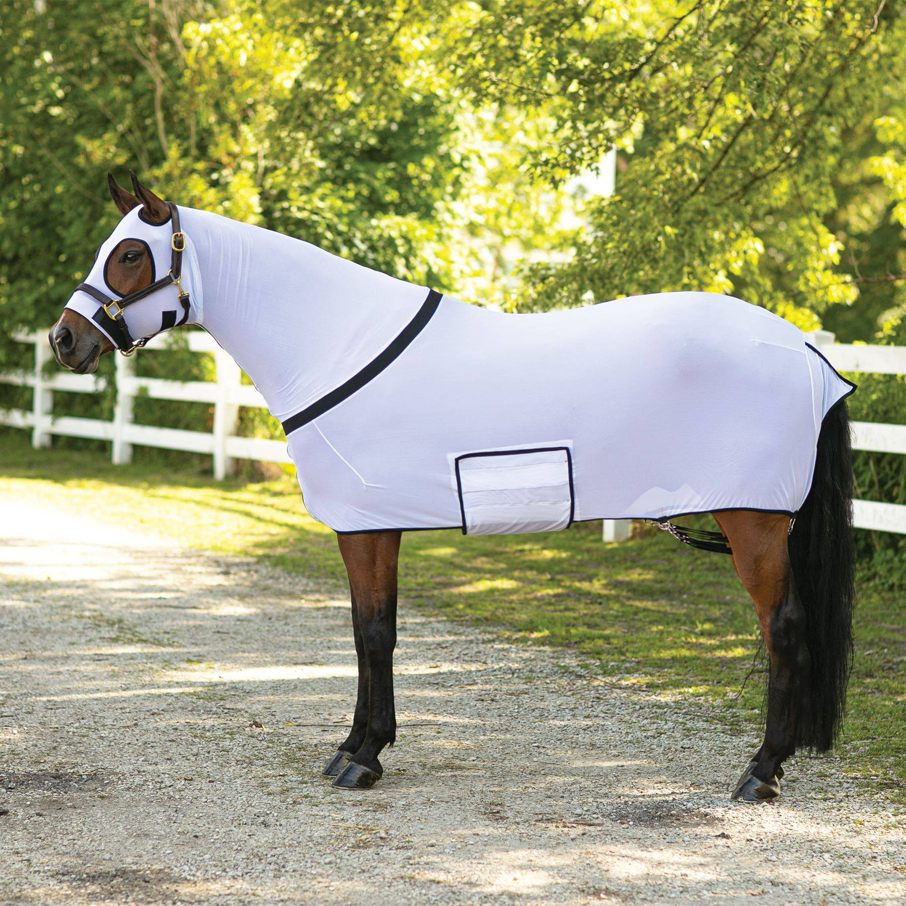 UltraFlex® Stretchy Mesh Full Body Stable Slicker