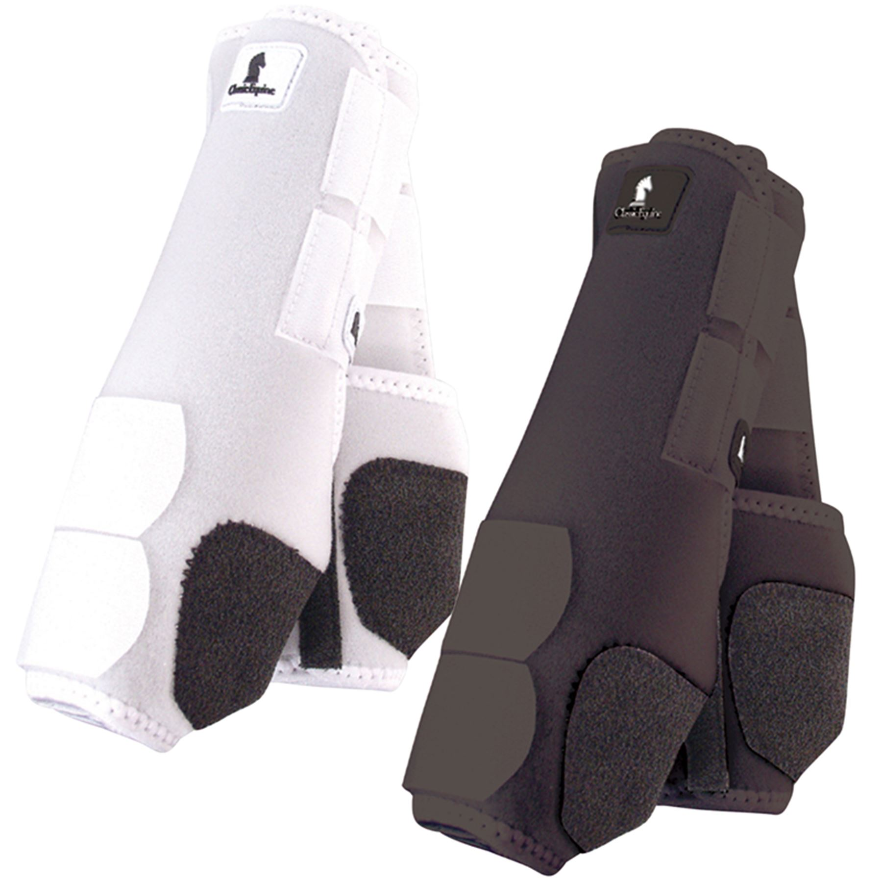 Classic Equine Legacy System Support Boots - Front