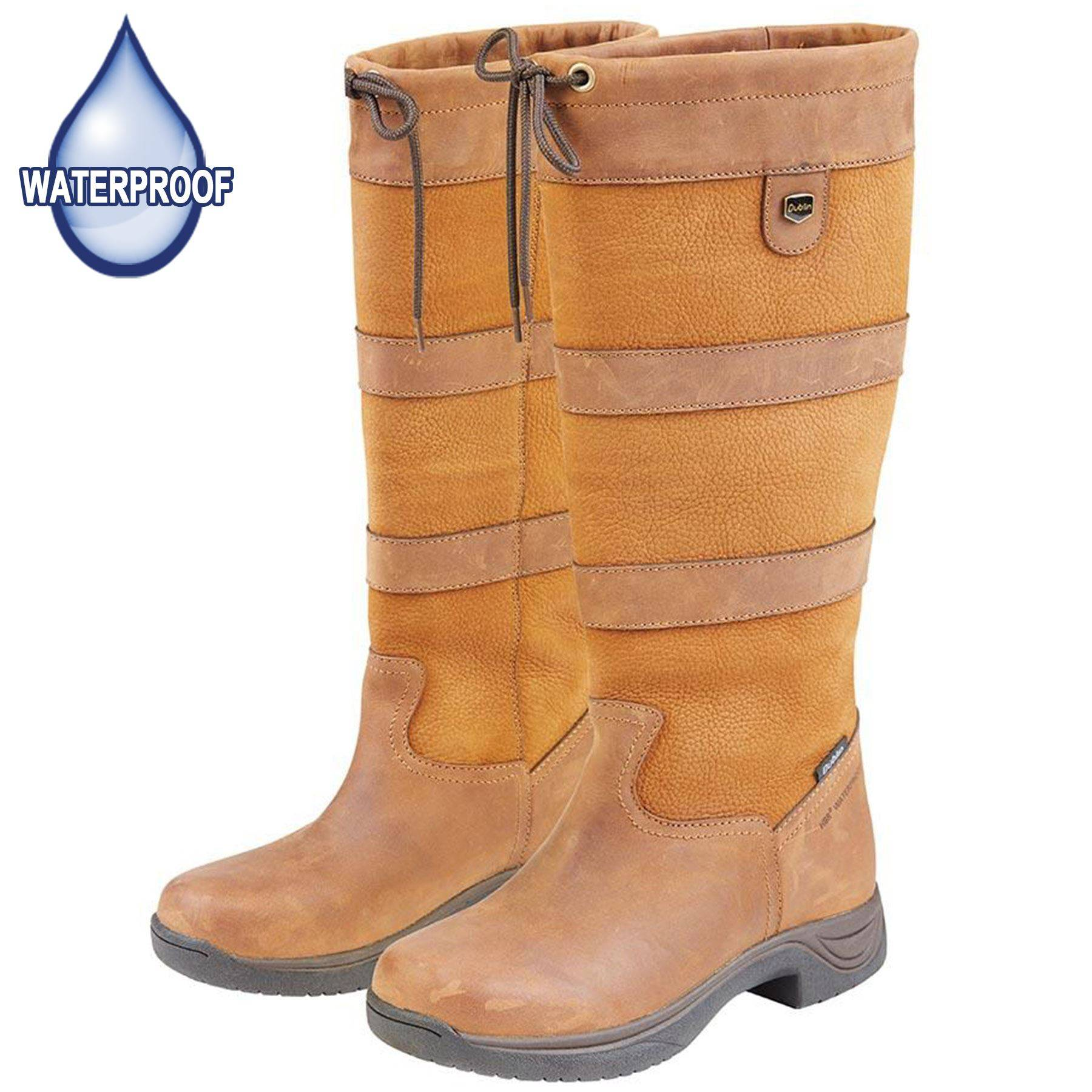 Dublin River Boot In Stable At Schneider Saddlery