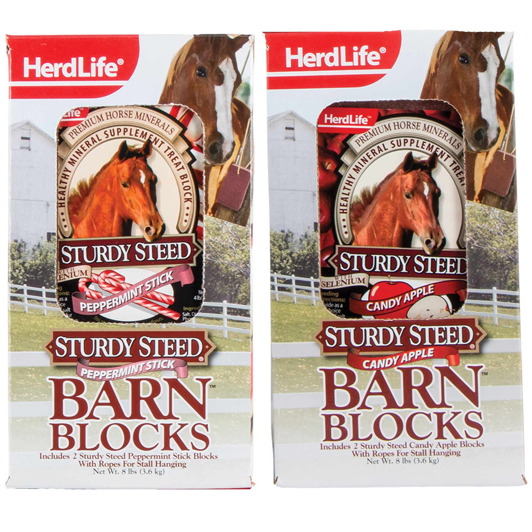 Sturdy Steed Barn Blocks