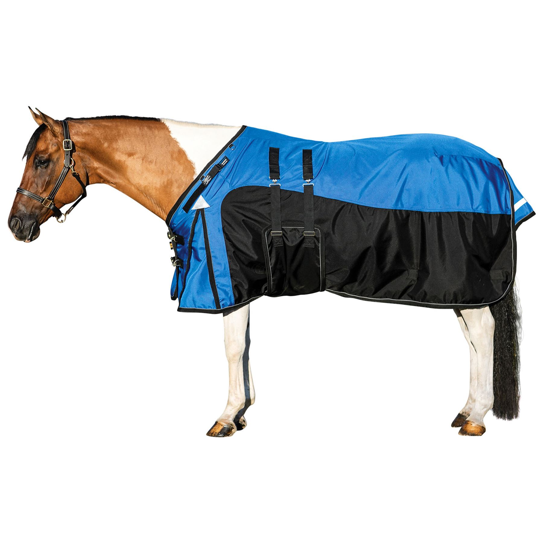 ARMORFlex® Warrior V-Free® Fit Tekno-Fleece® Turnout Blanket - Bellyband