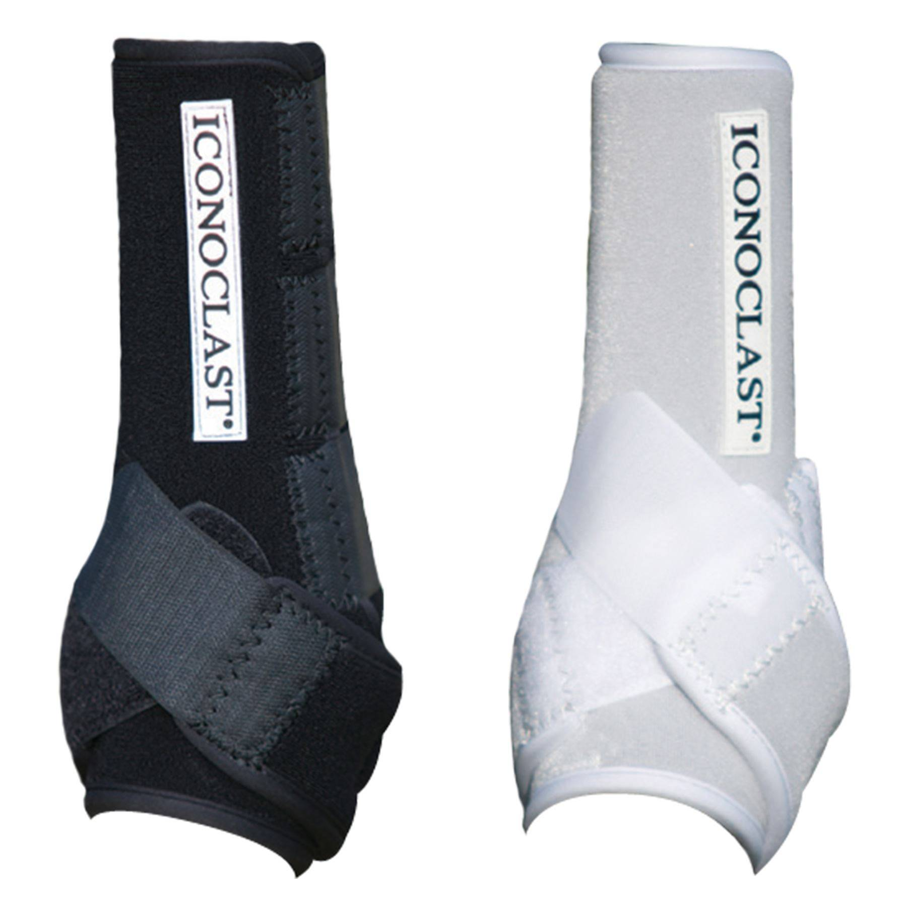 iconoclast 174 front orthopedic support boots in splint boots
