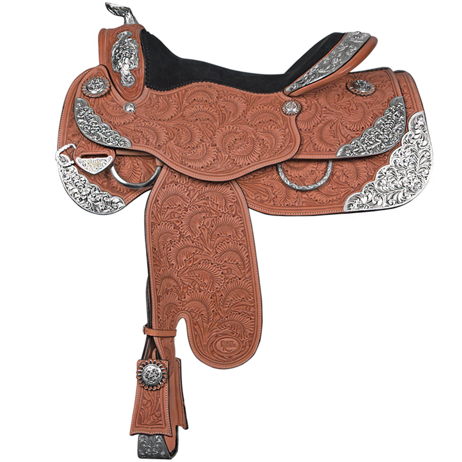 Billy Royal® Georgia Classic Show Saddle