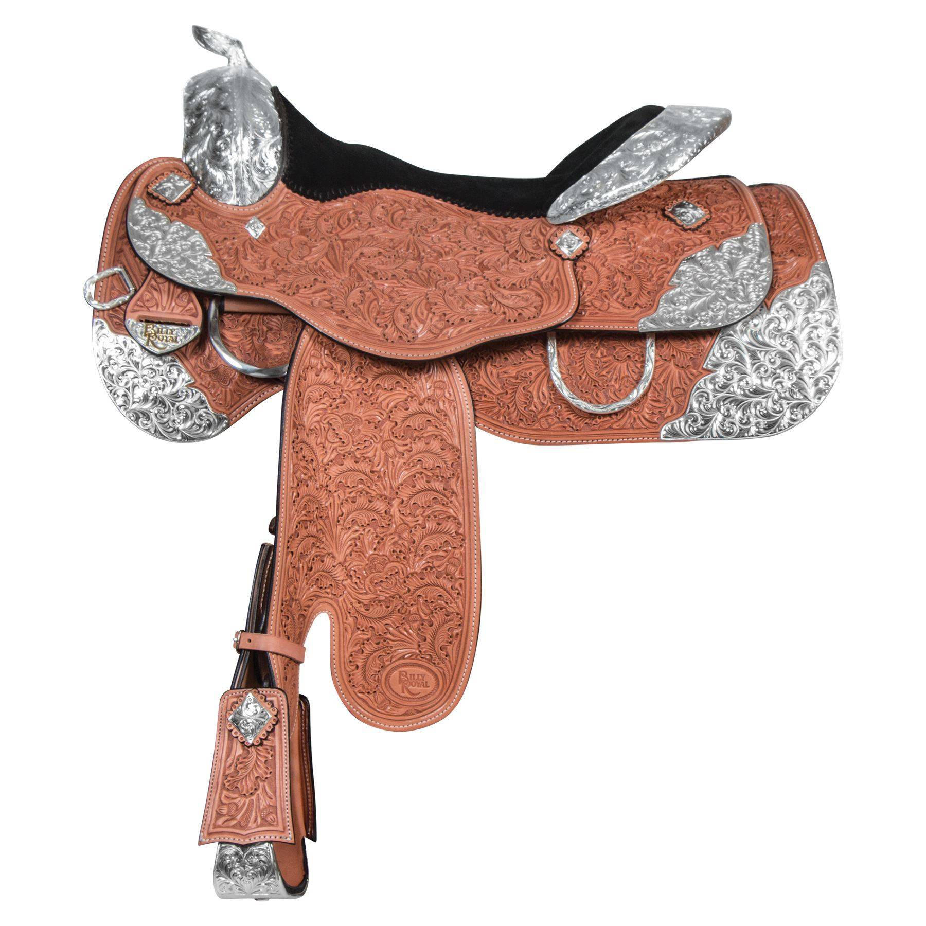 Billy Royal® Santa Ana Show Saddle