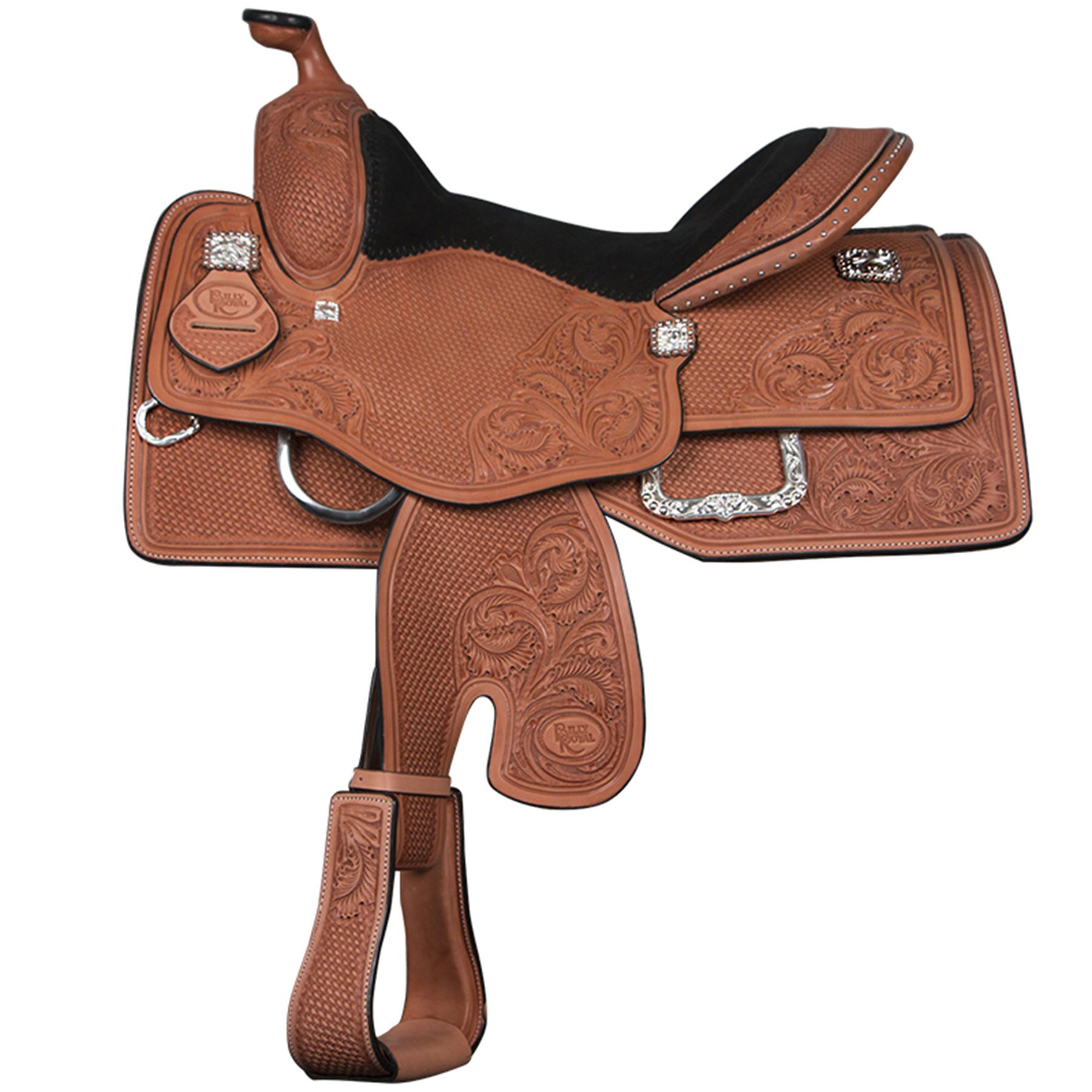 Billy Royal® Panhandle Youth Reiner Saddle