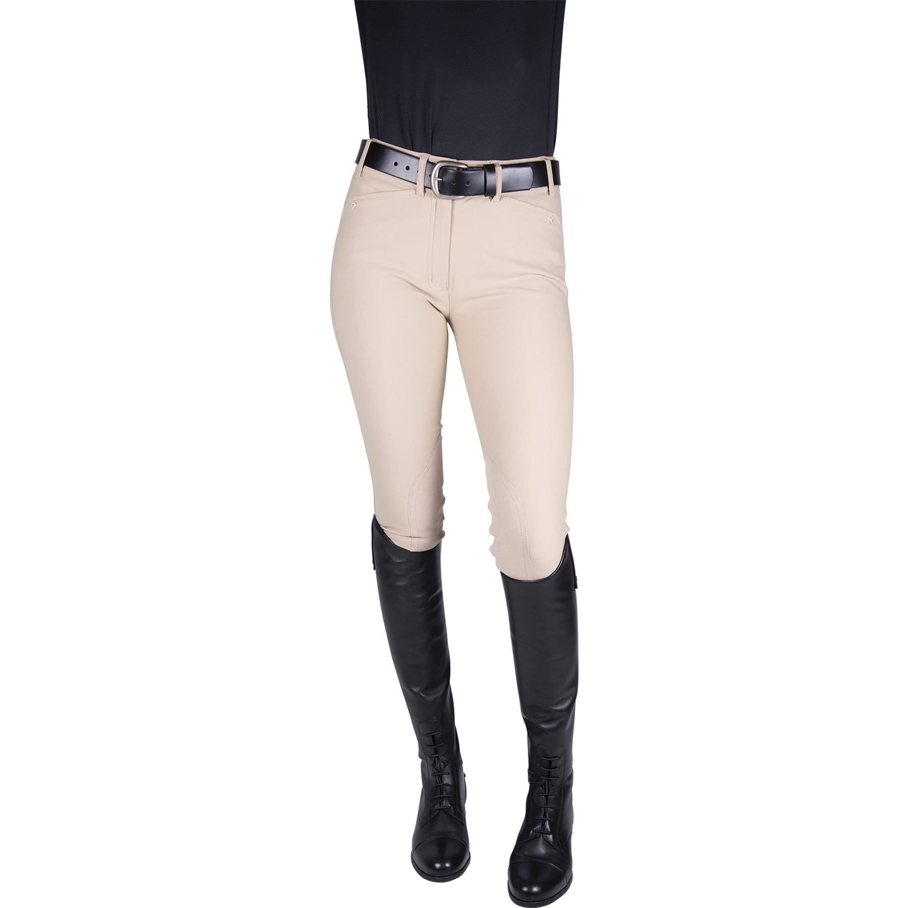 Ariat Heritage Elite Low Rise Knee Patch Womens Riding Breeches 14FcnWwDsG