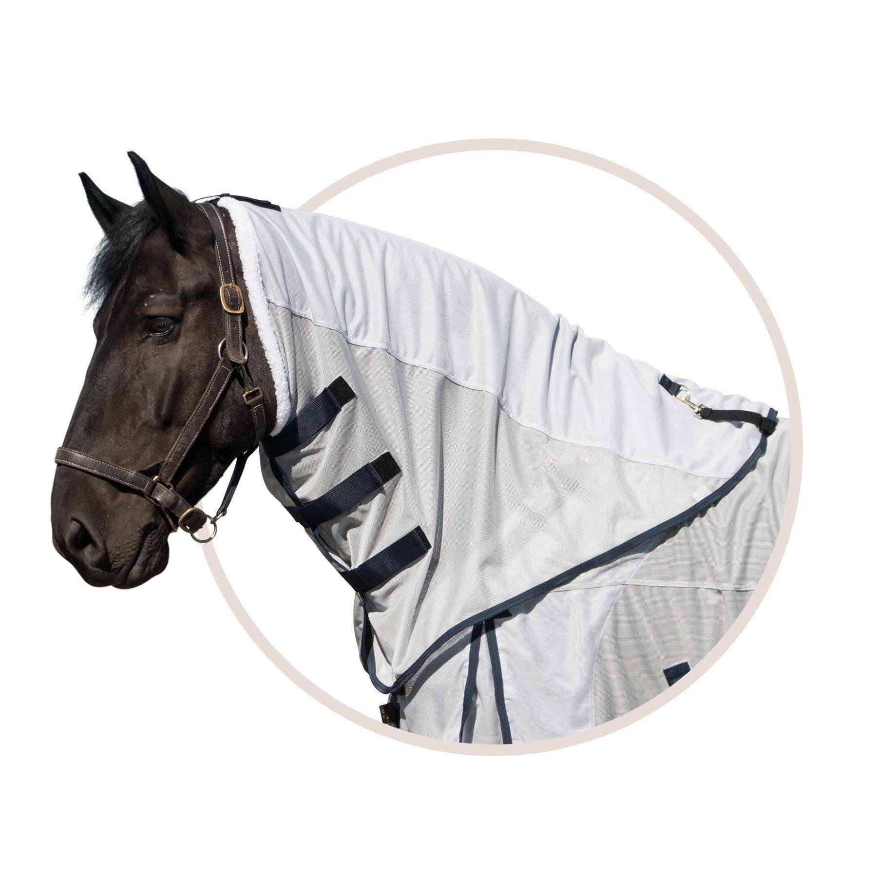 Big Fella Soft Mesh Fly Sheet Neck Cover