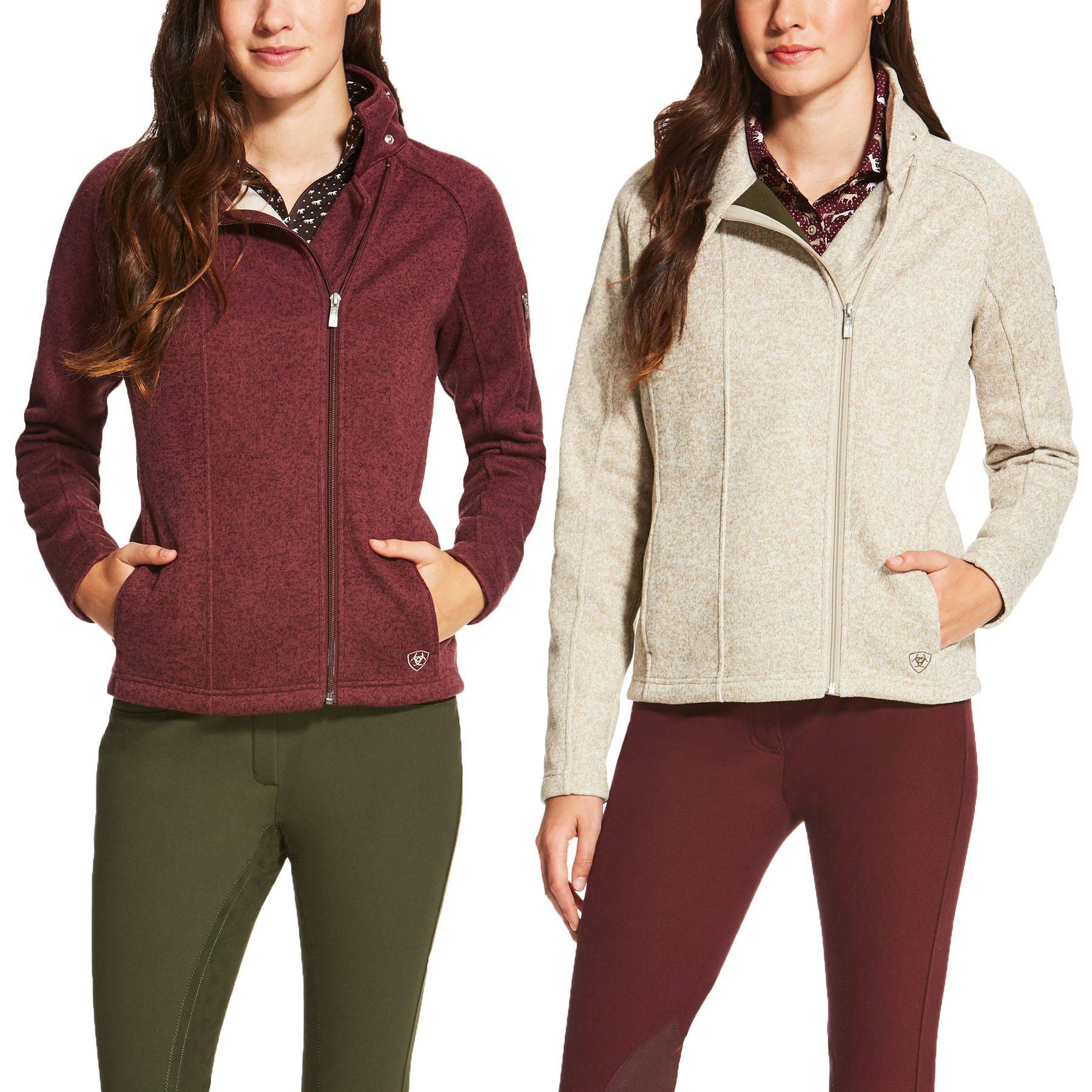 Ariat Ladies Regency Full Zip Jacket